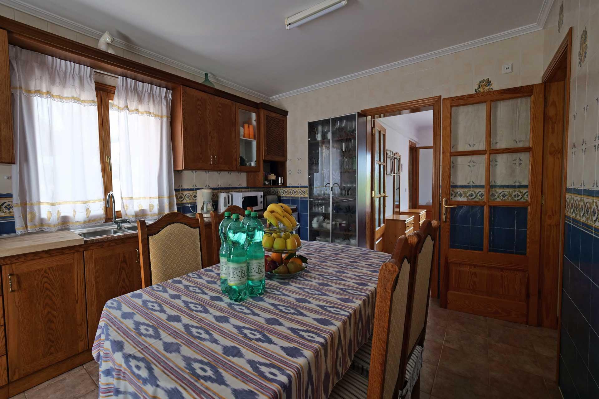 Finca Palmitos II - Kitchen