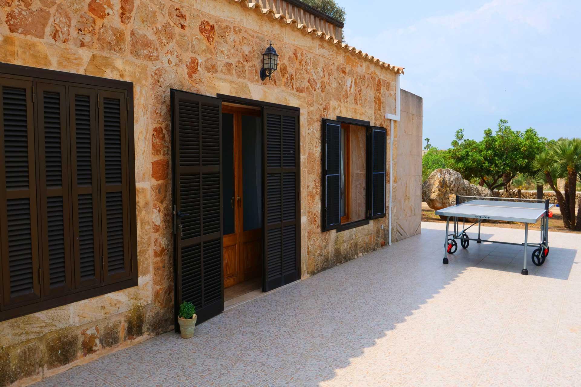 Finca Palmitos II - Terrace