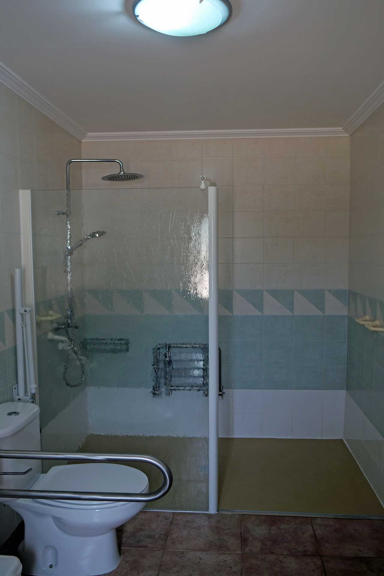 Finca Palmitos II - Bathroom ground floor right