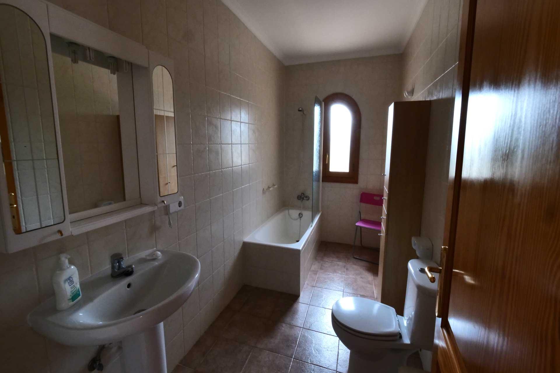 Finca Palmitos II - Bathroom first floor left