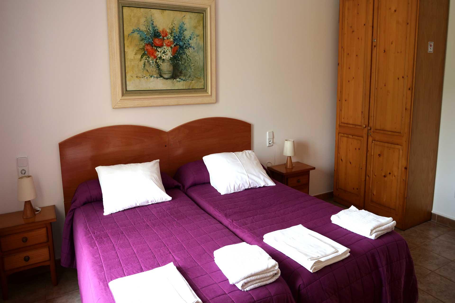 Finca Palmitos II - Bedroom ground floor left