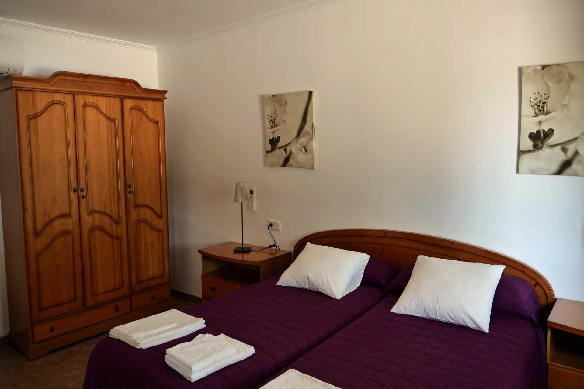 Finca Palmitos II - Bedroom ground floor right