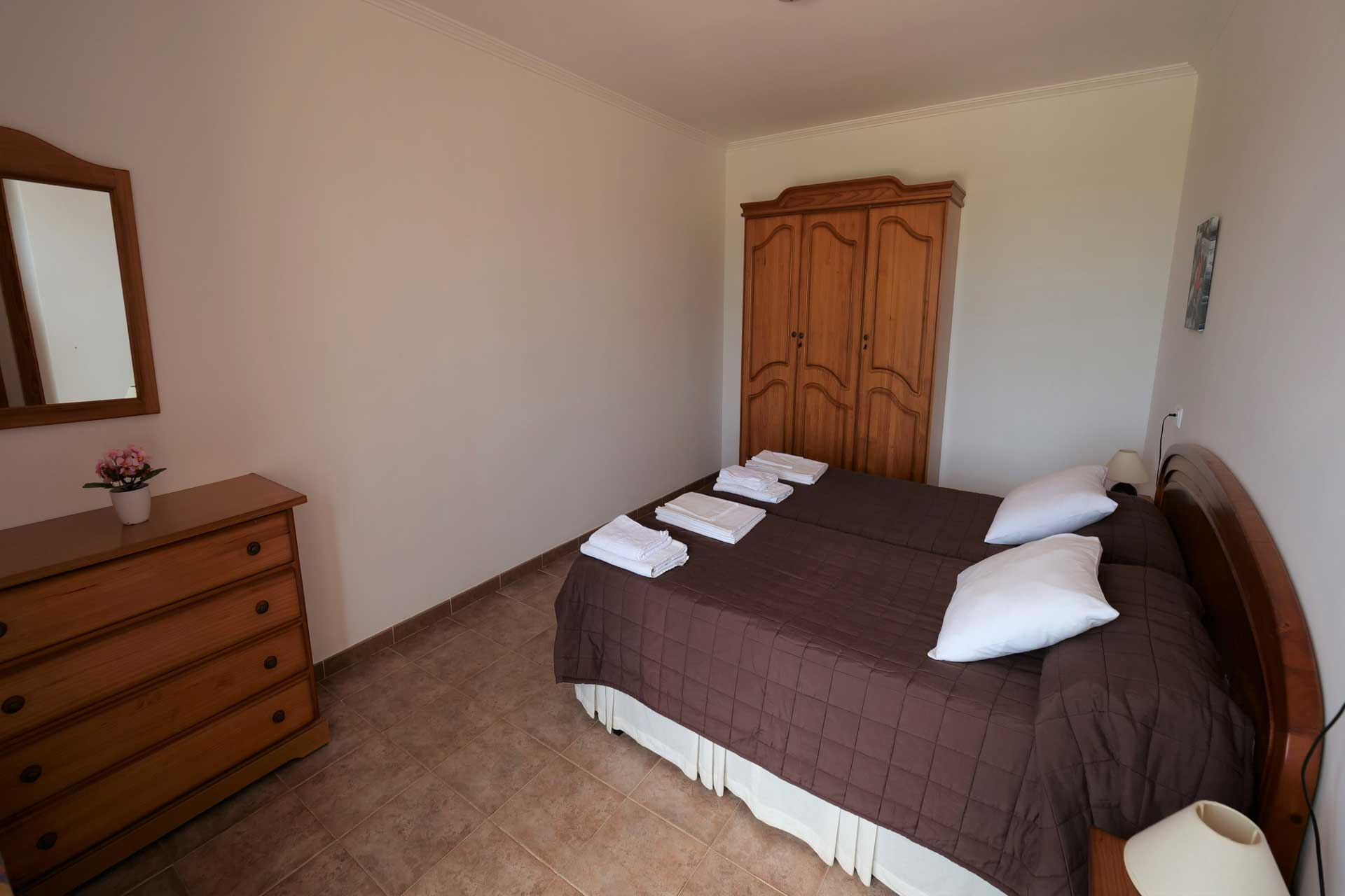 Finca Palmitos II - Bedroom first floor right