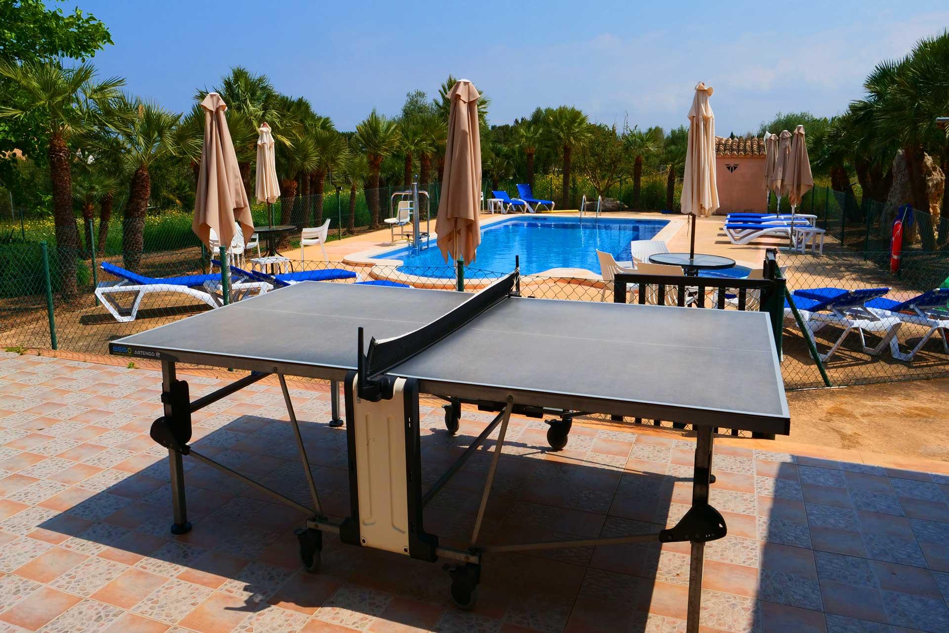 Finca Palmitos I - Ping pong