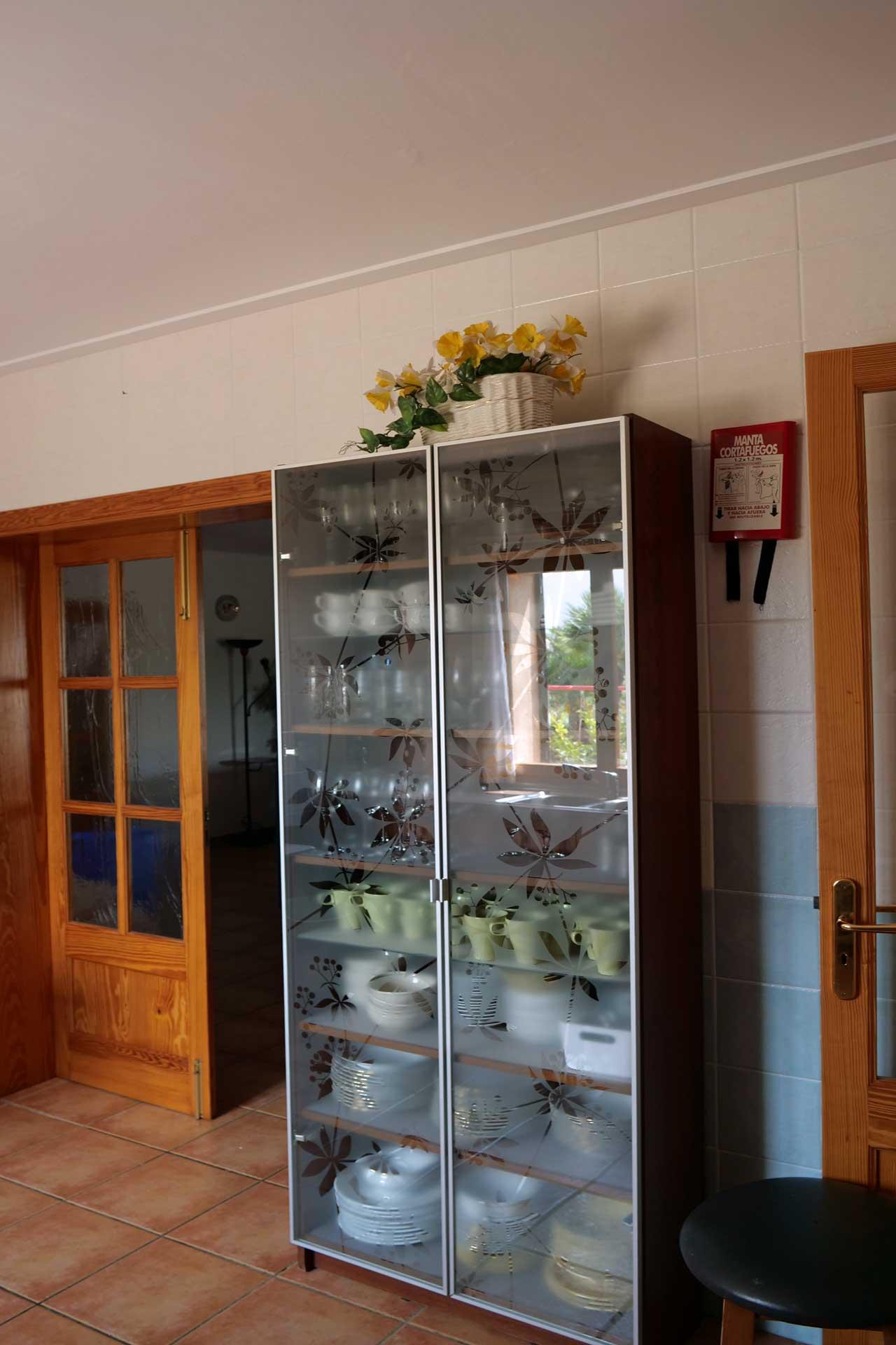 Finca Palmitos I - Kitchen