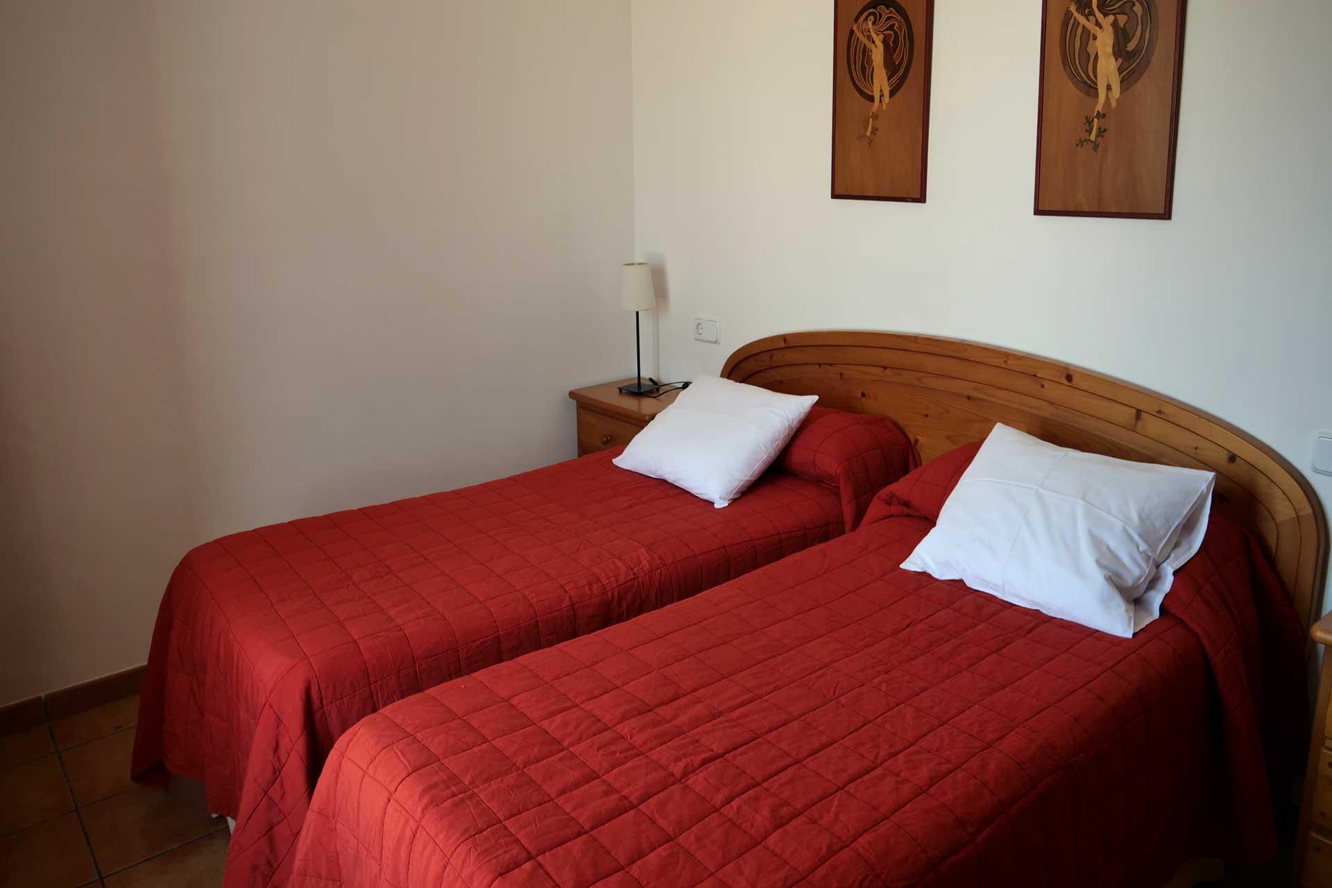 Finca Palmitos I - Bedroomfirst floor right