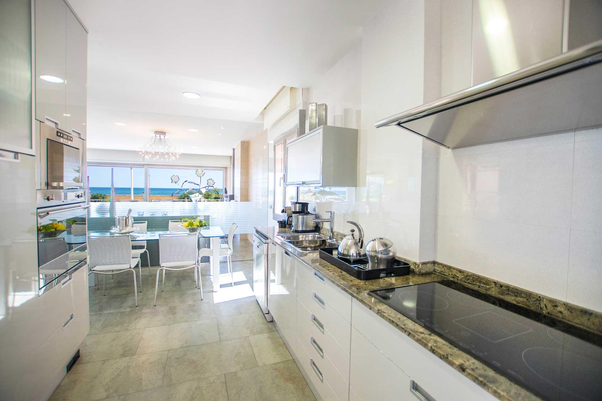 Villa Bohemi P. - Kitchen