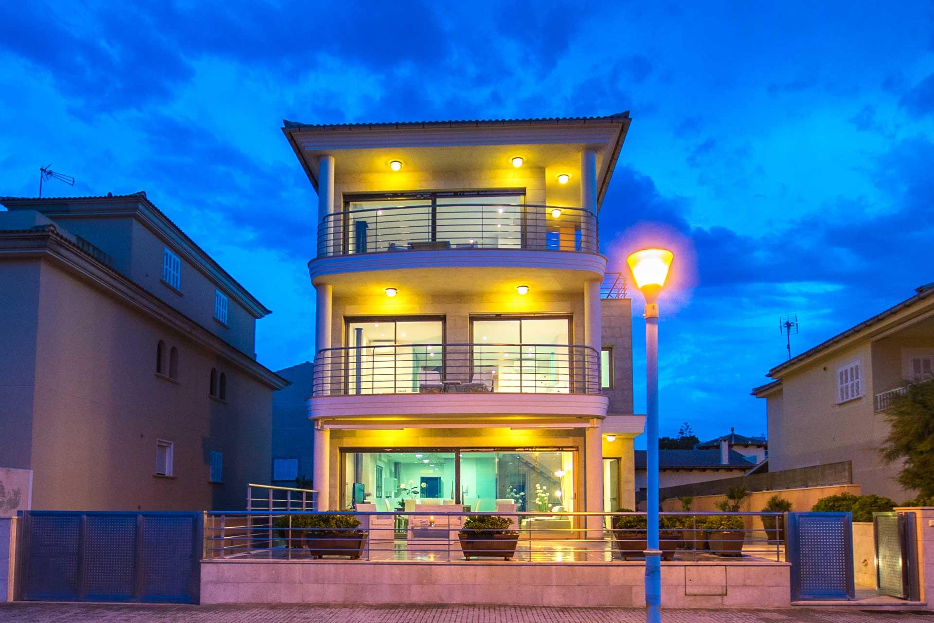 Villa Bohemi P. - House view