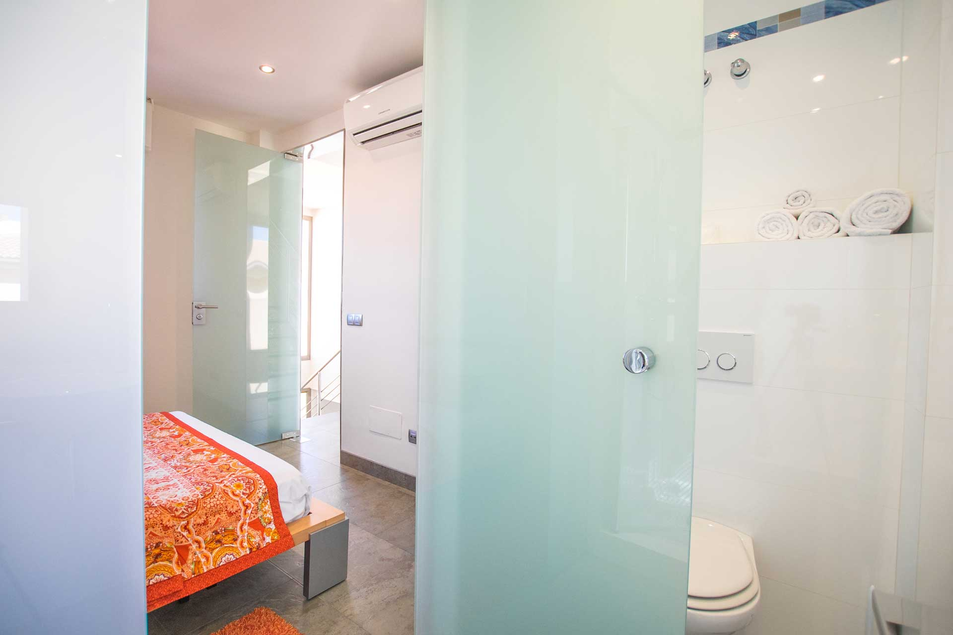 Villa Bohemi P. - Bedroom 3 bathroom
