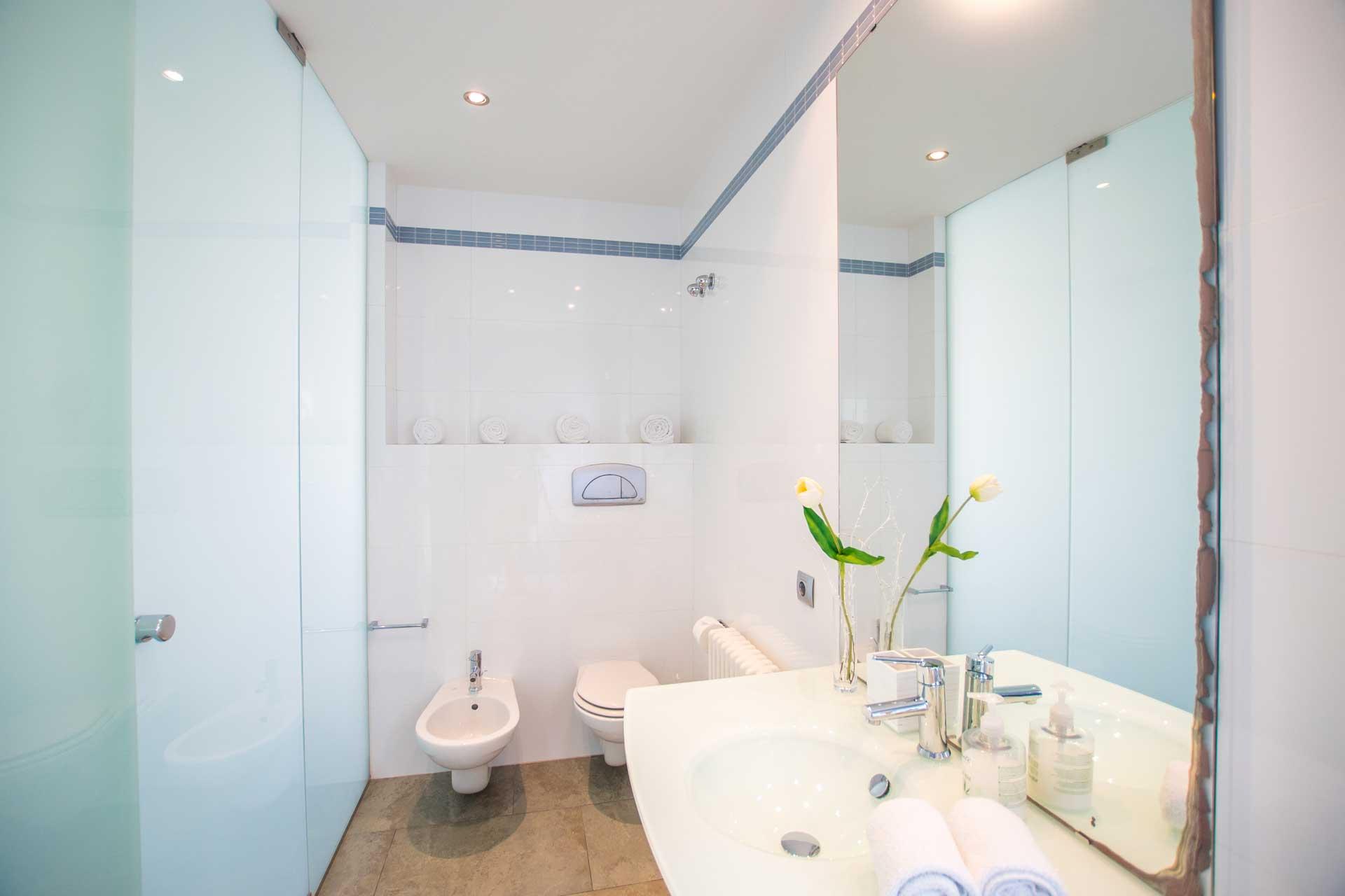 Villa Bohemi P. - Bedroom 2 bathroom
