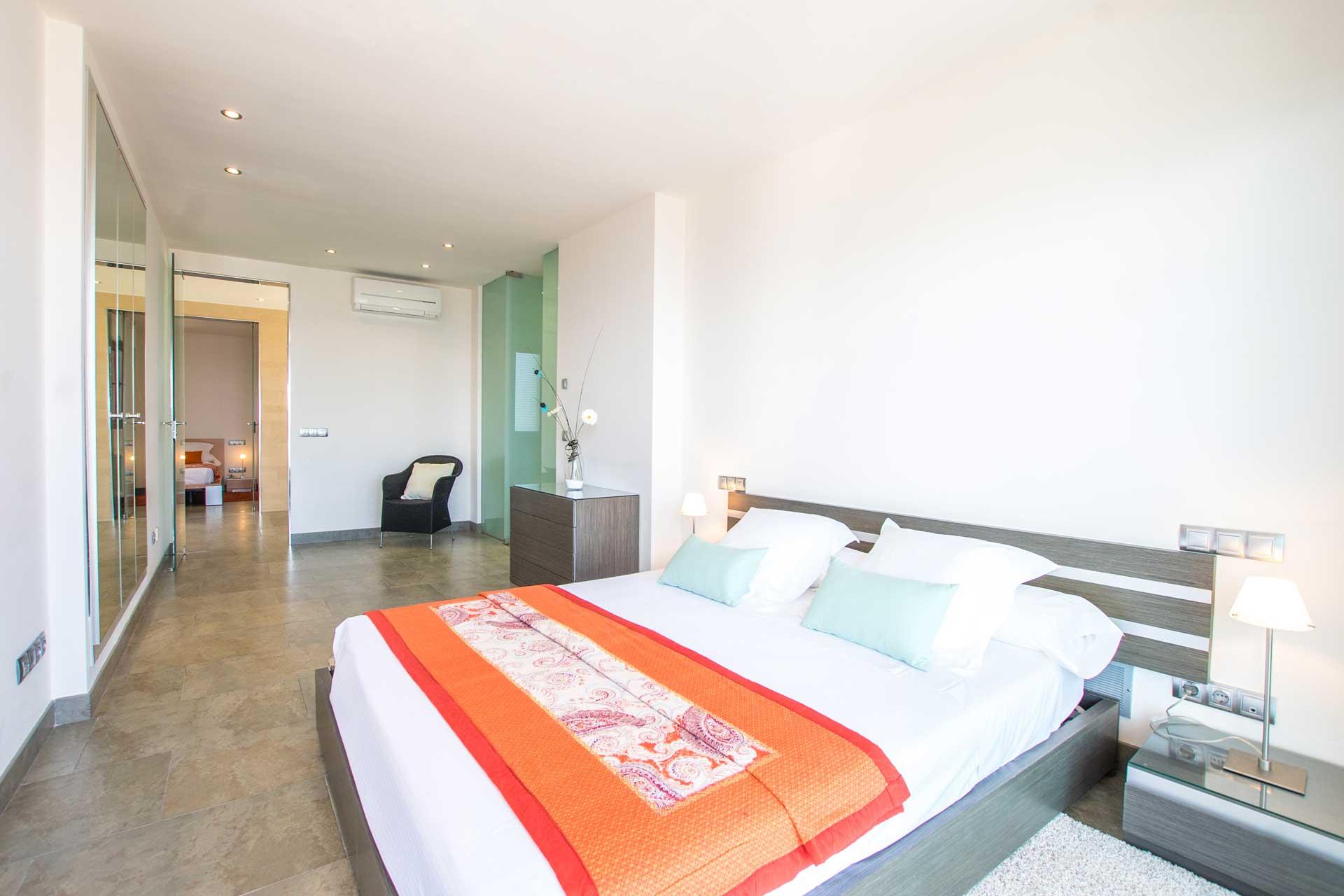 Villa Bohemi P. - Bedroom 1