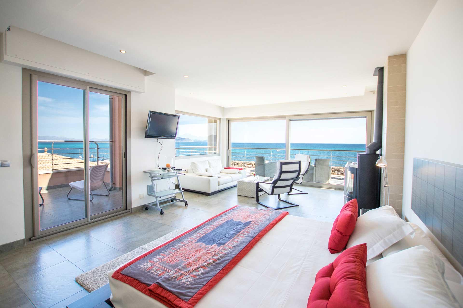 Villa Bohemi P. - Master Suite