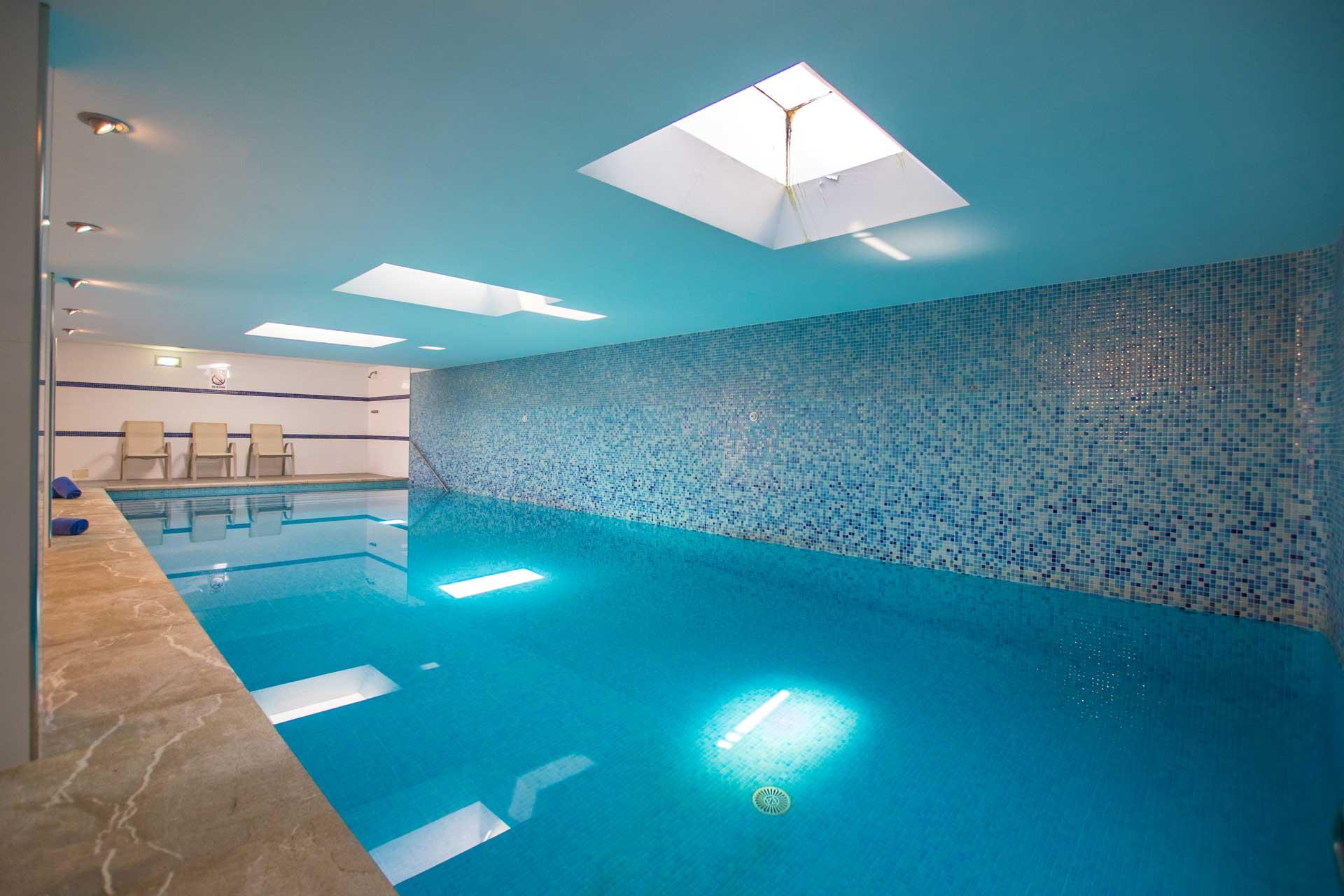 Villa Bohemi P. - Indoor swimming pool