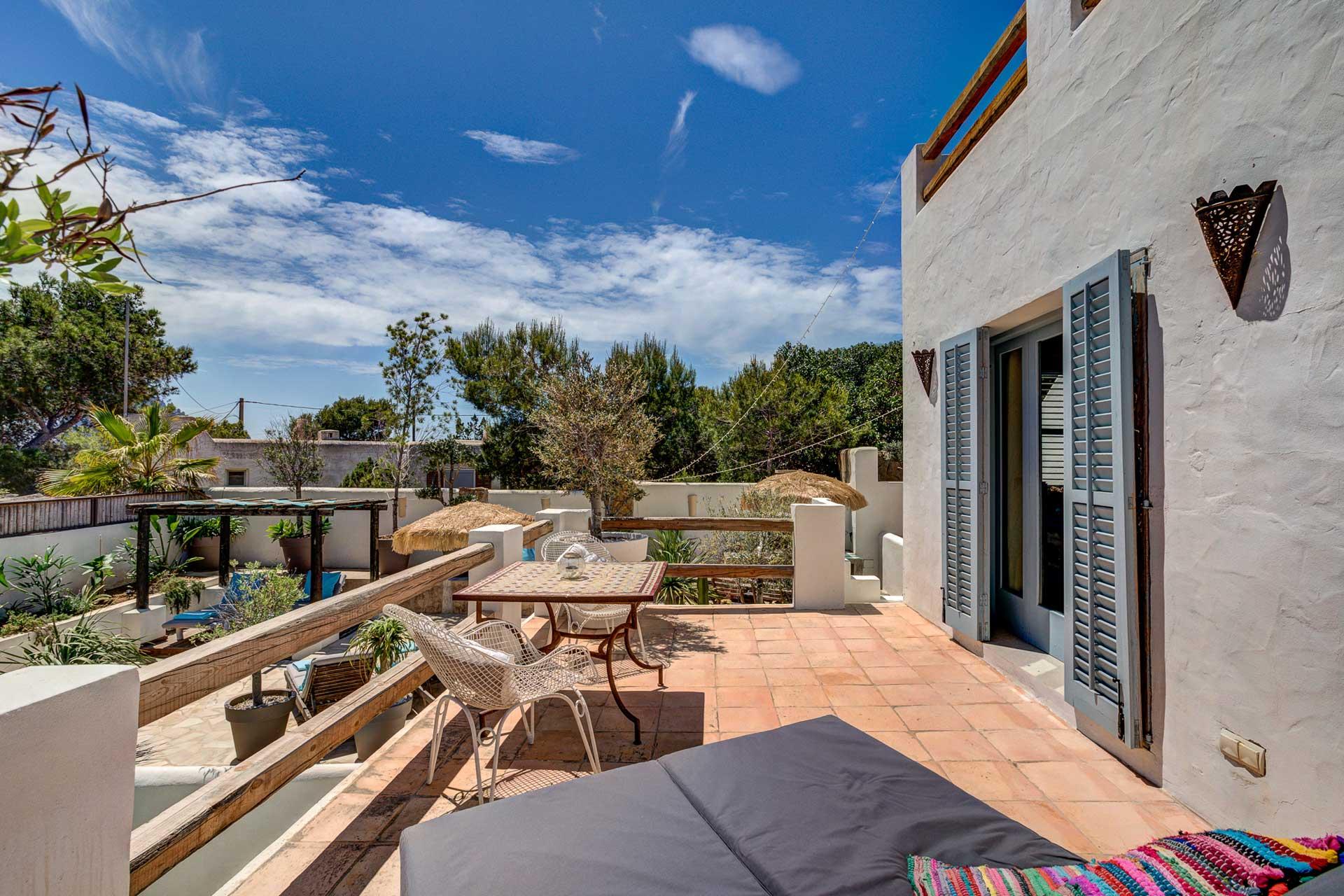 Villa Can Terra - Suite EG rechts mit Terrasse
