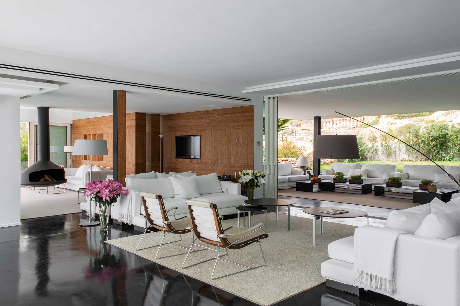 Villa Infinty Ibiza Vista Alegre - Living area