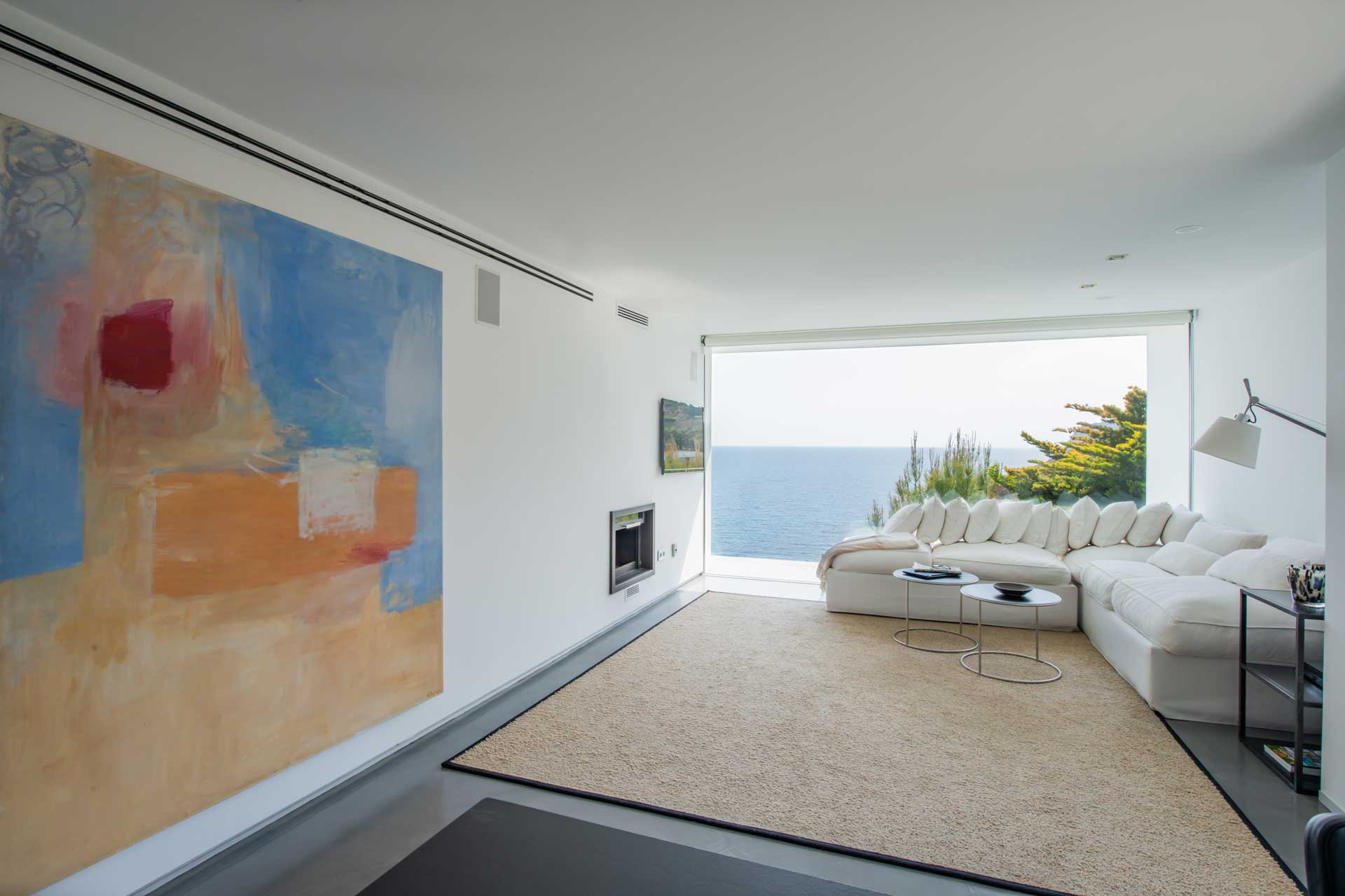 Villa Infinty Ibiza Vista Alegre - Master-Suite with private salon