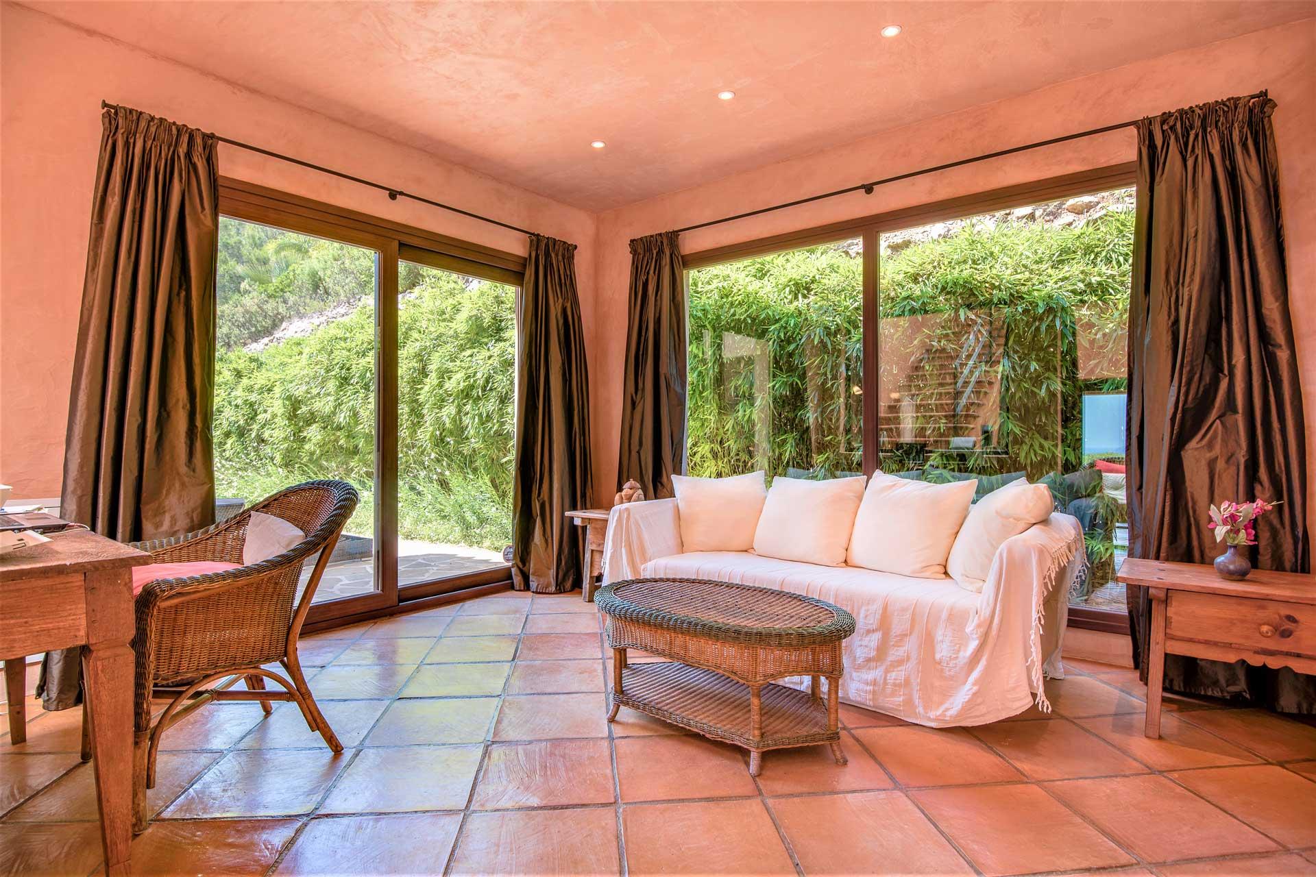 Villa K IBIZA -  zweiter Wohnbereich