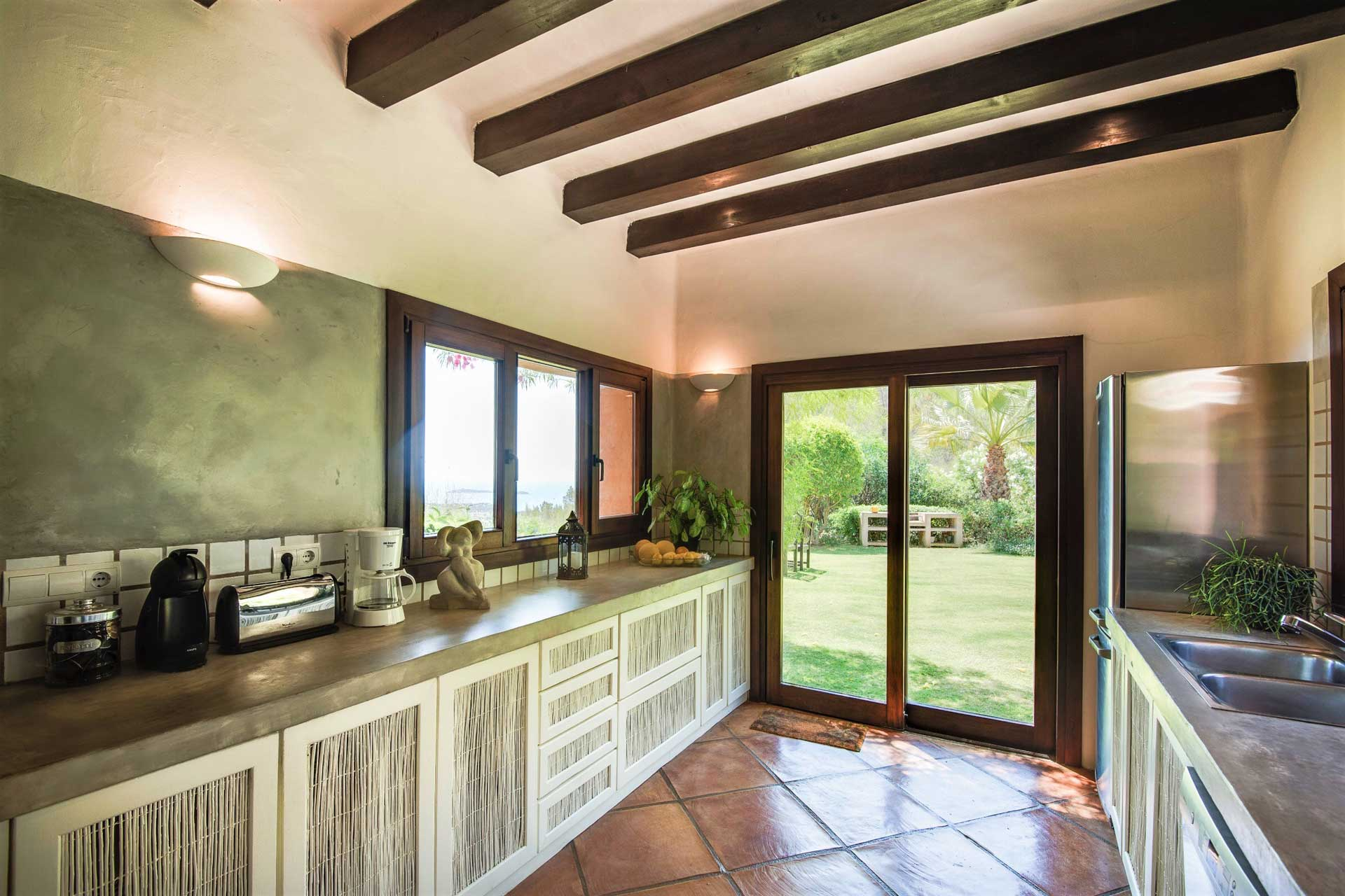 Villa K IBIZA - Küche