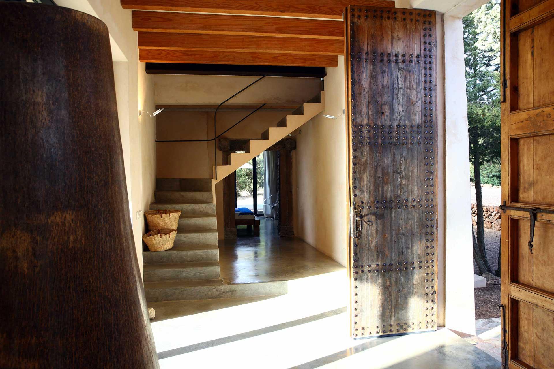 Villa Can Teresita Ibiza - Eingangshalle