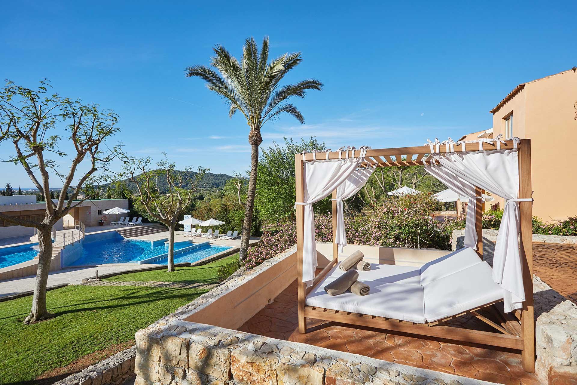 Finca-Hotel Sentido Pula Suites - Balibed Suite