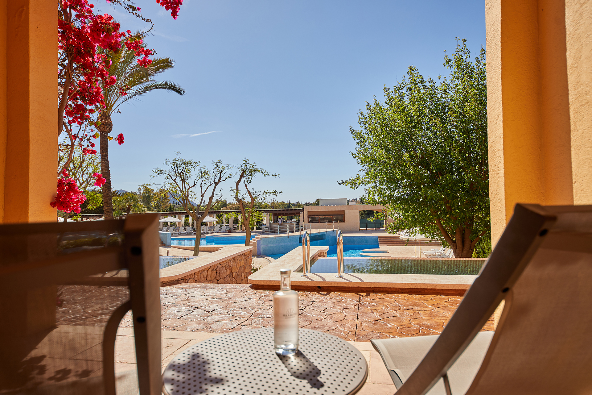 Finca-Hotel Sentido Pula Suites - Swim up Suite