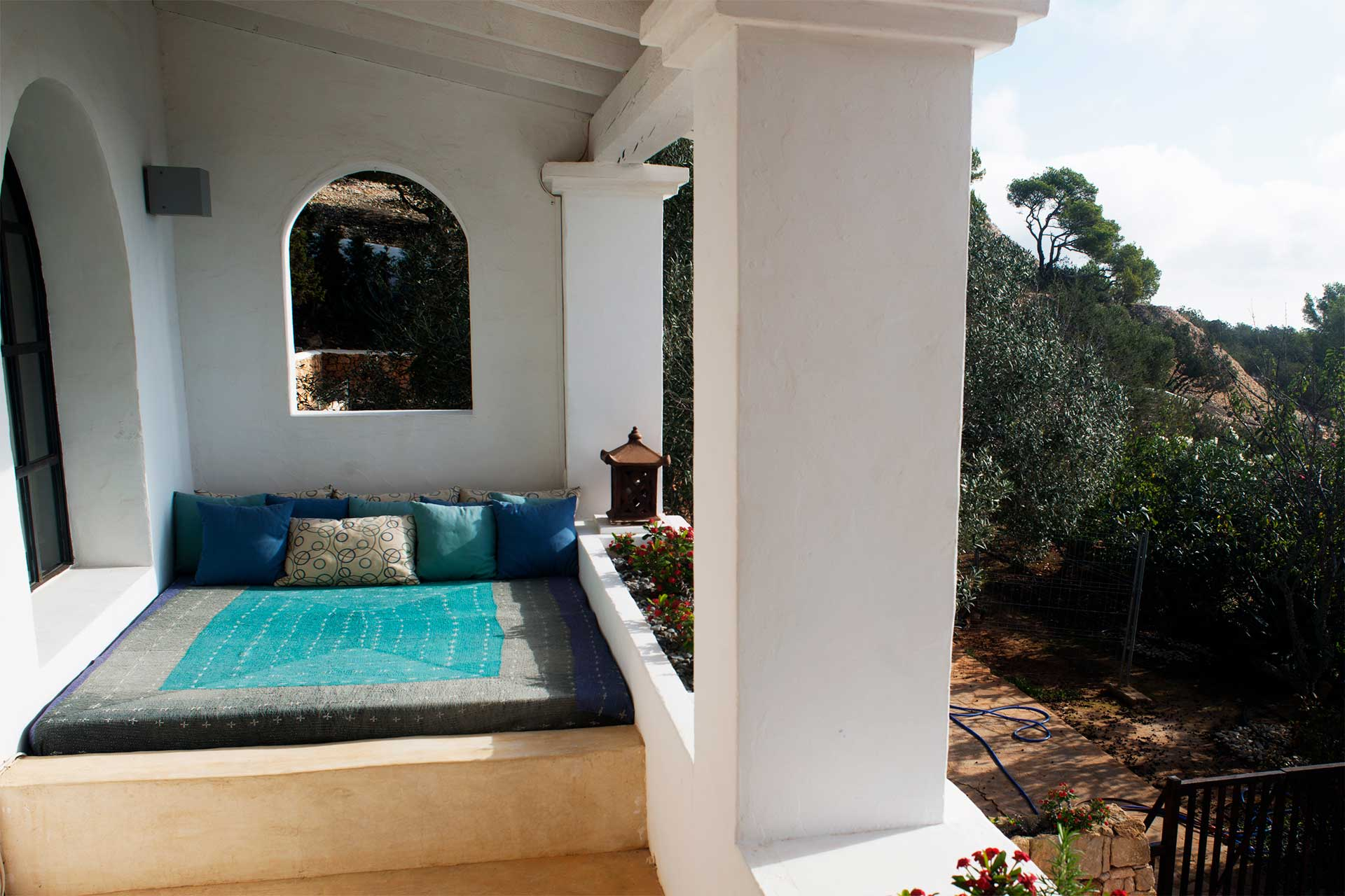 Can T. Ibiza - Bedroom with daybed