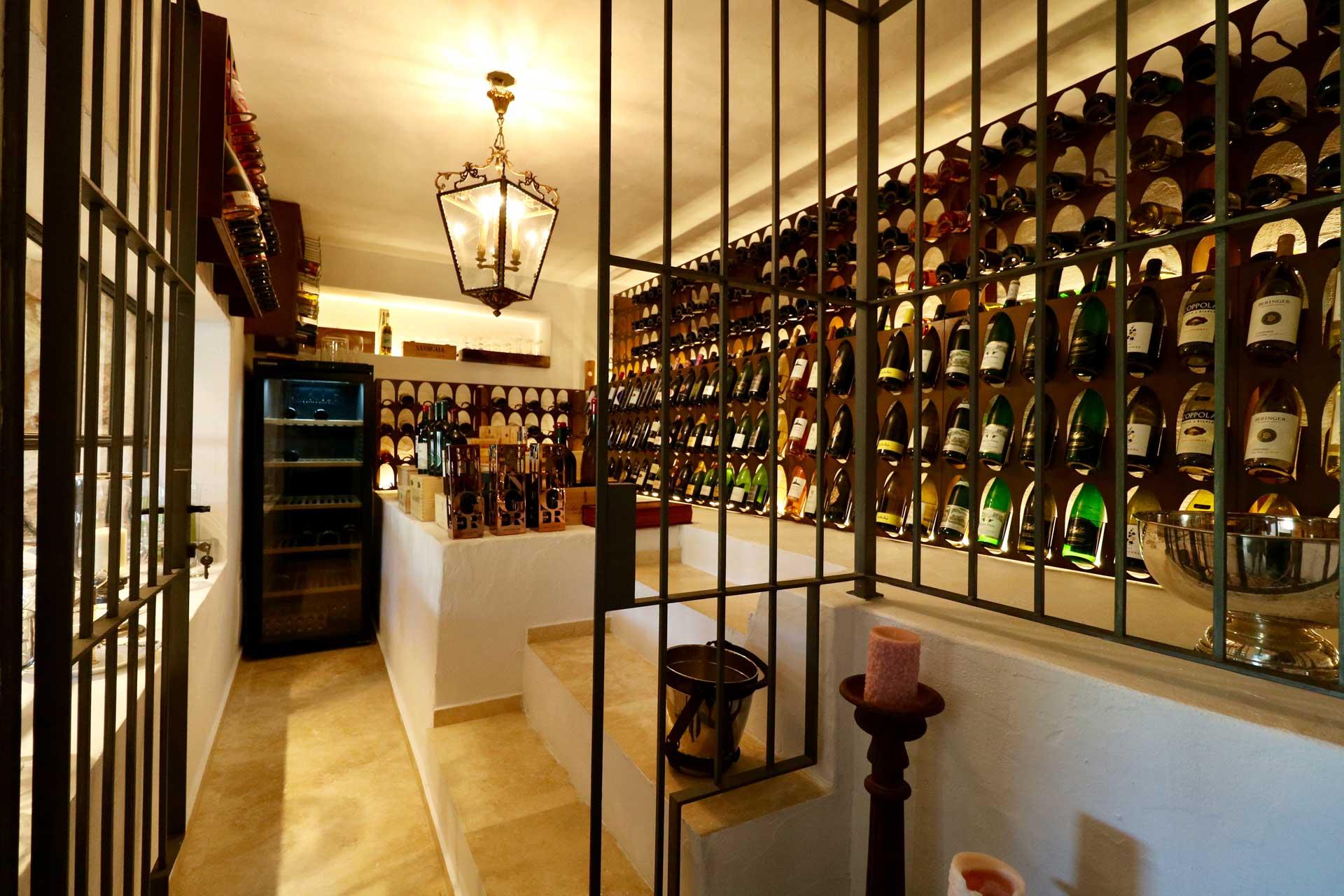 Villa Can Gecko AV Ibiza - Bodega