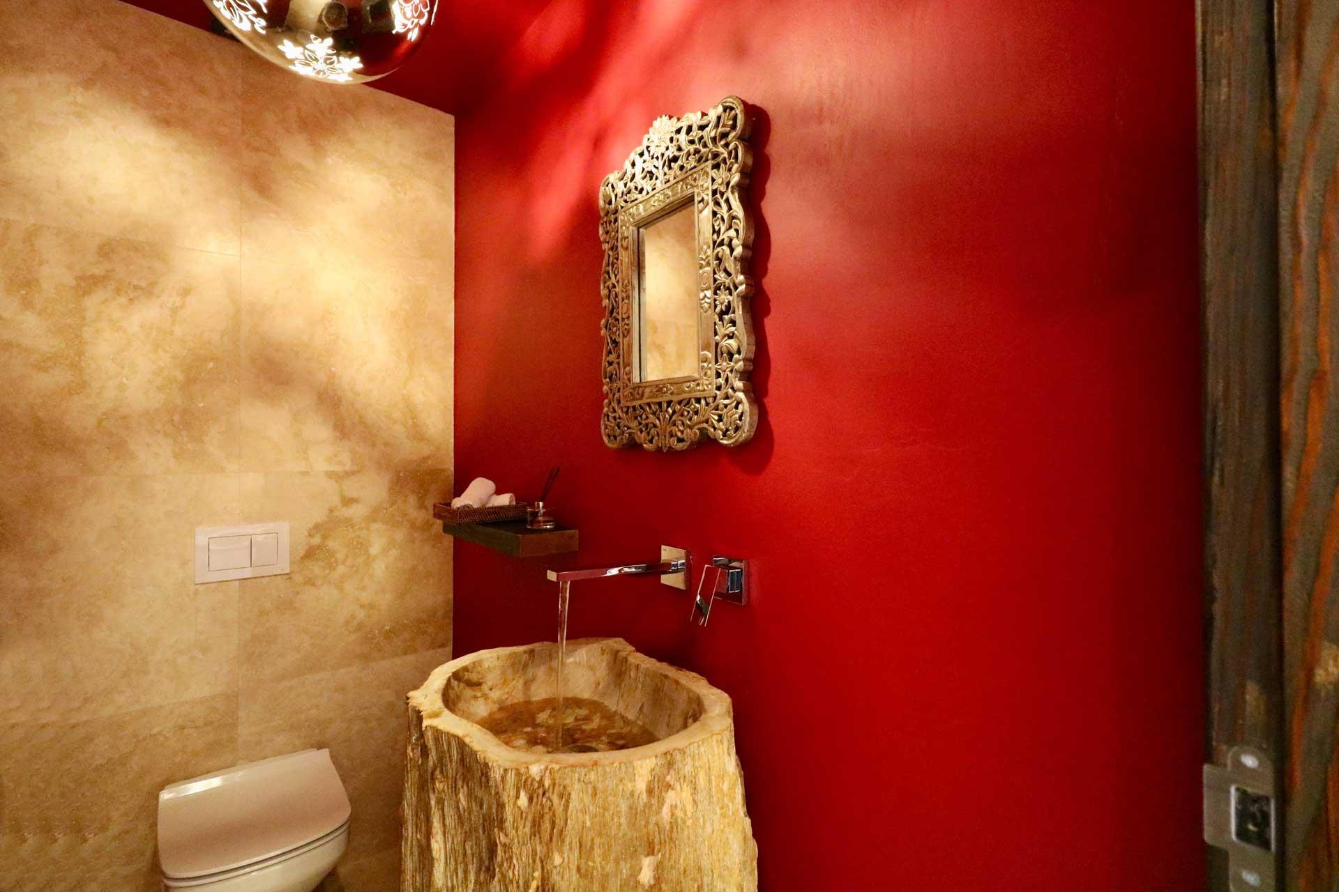 Villa Can Gecko AV Ibiza - Gäste-WC