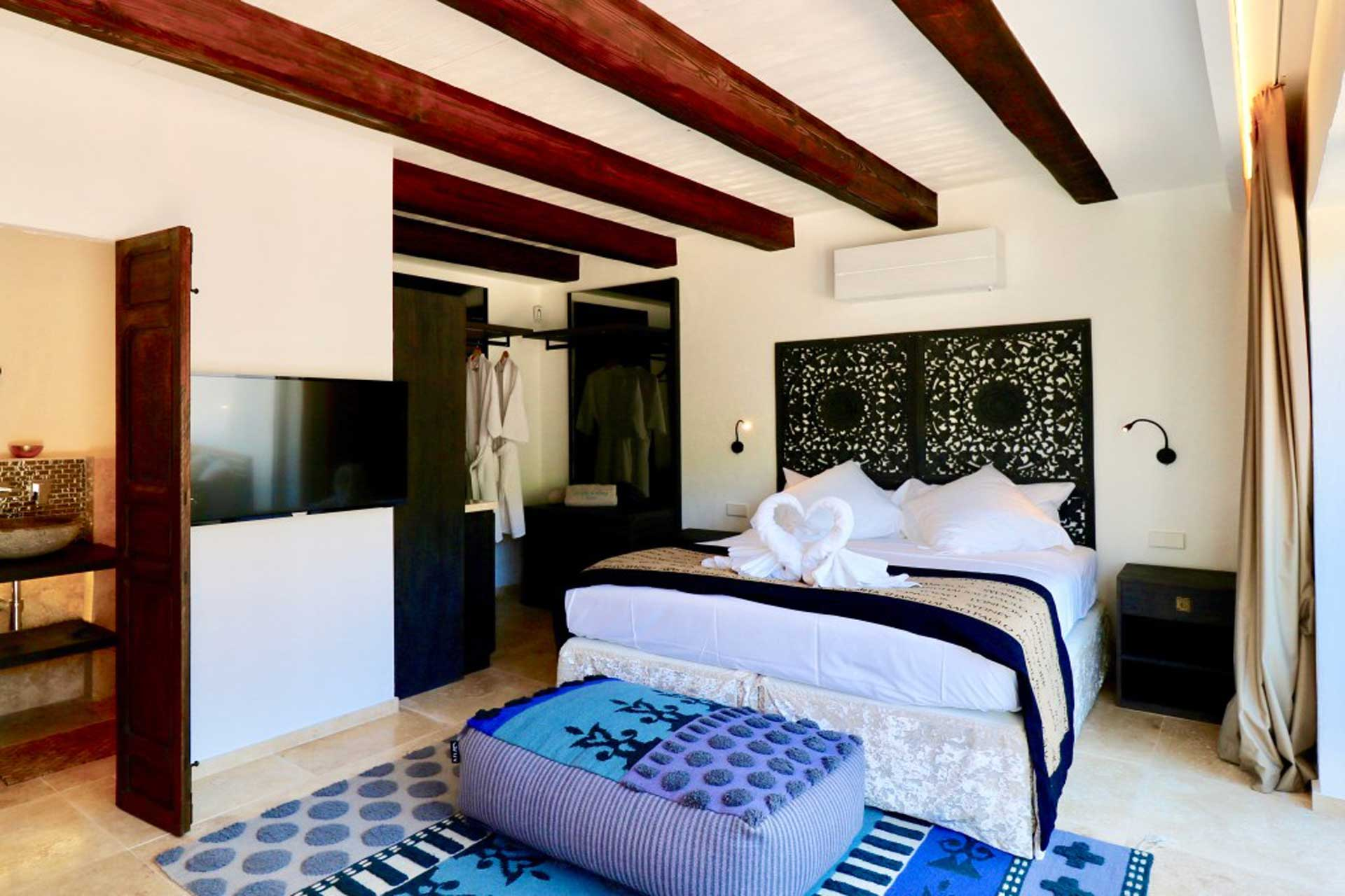 Villa Can Gecko AV Ibiza - Schlafzimmer E1
