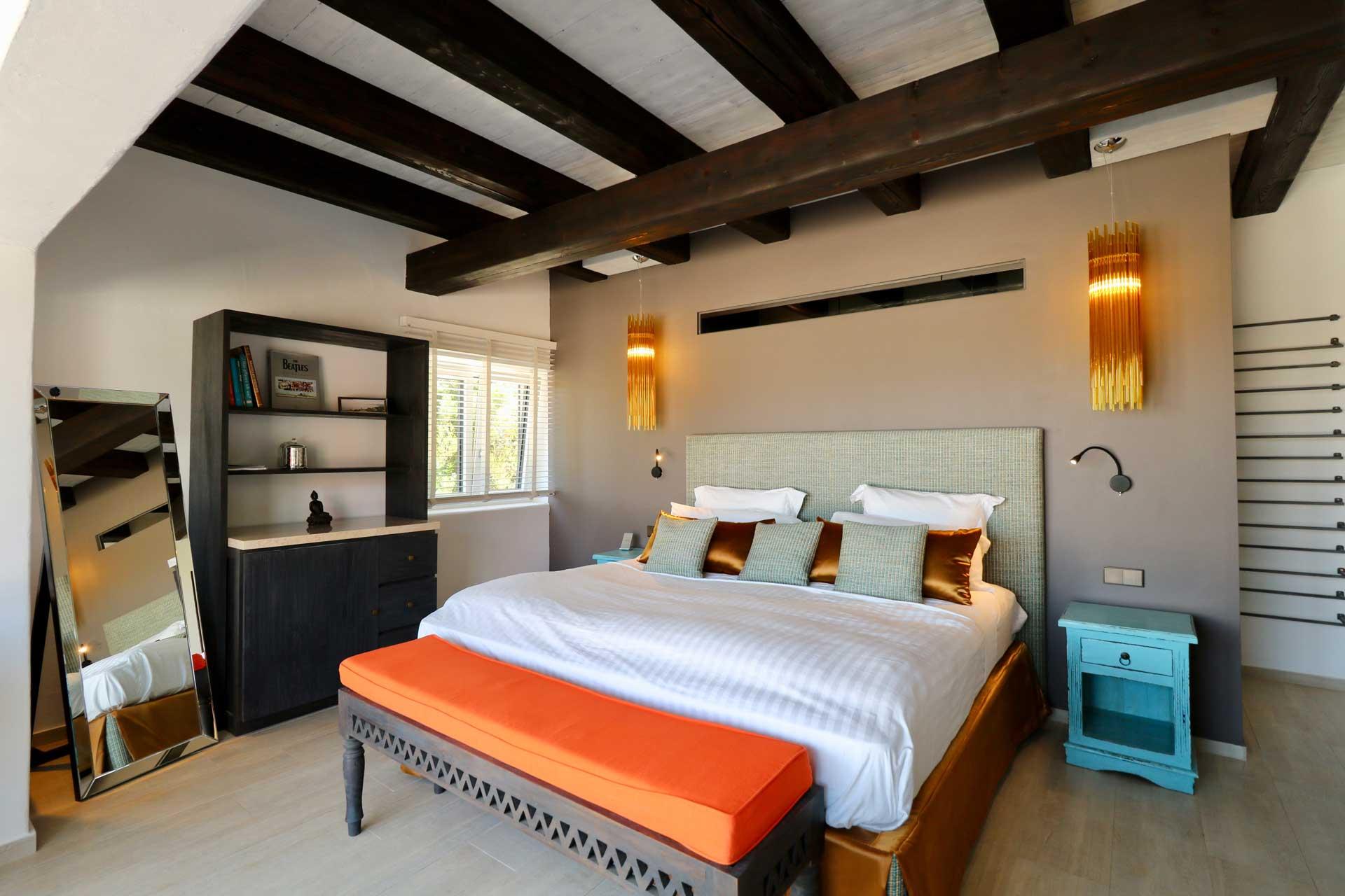 Villa Can Gecko AV Ibiza - Master Suite