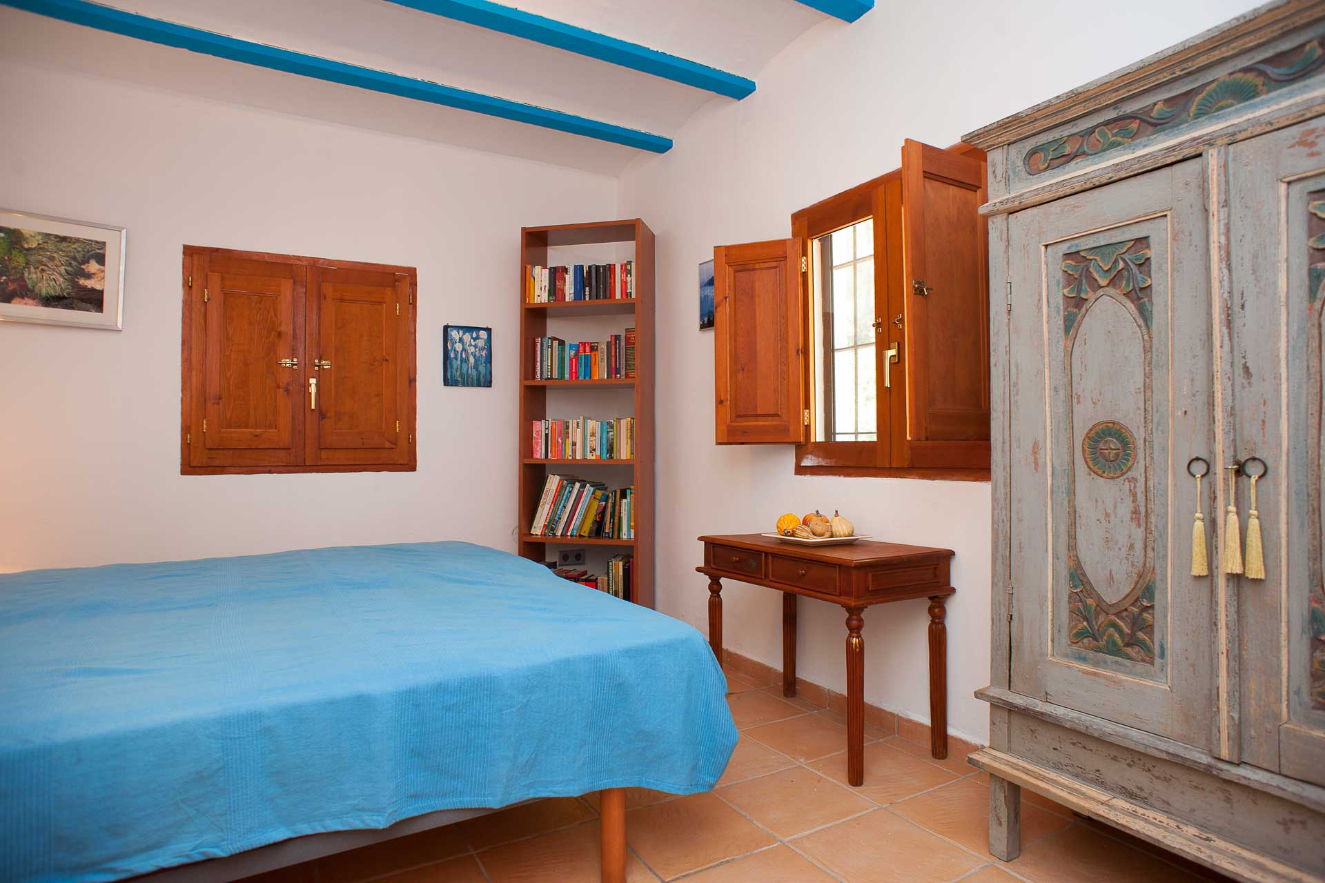 Finca Can Gall Ibiza - Bedroom