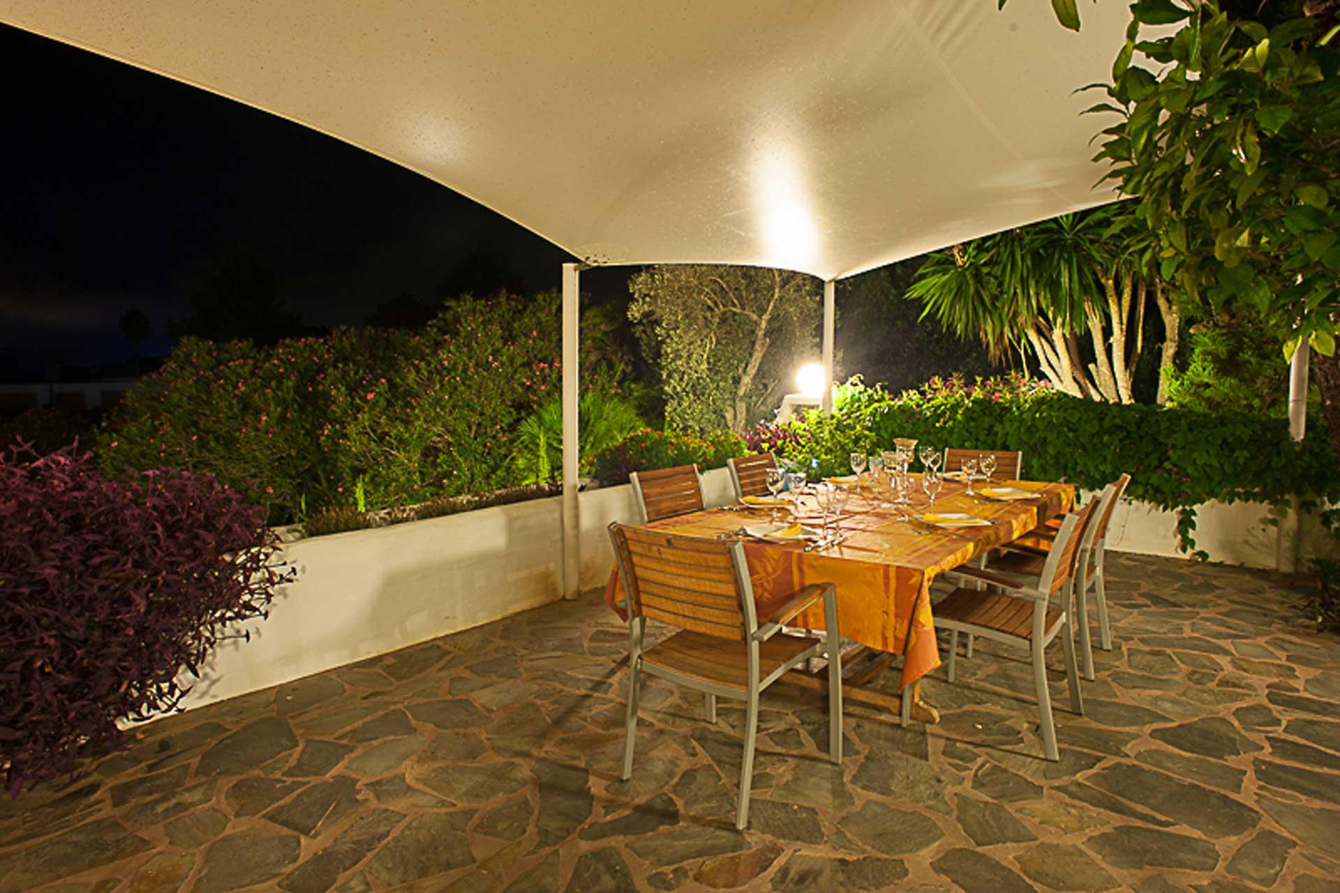 Finca Can Gall Ibiza - Terrace