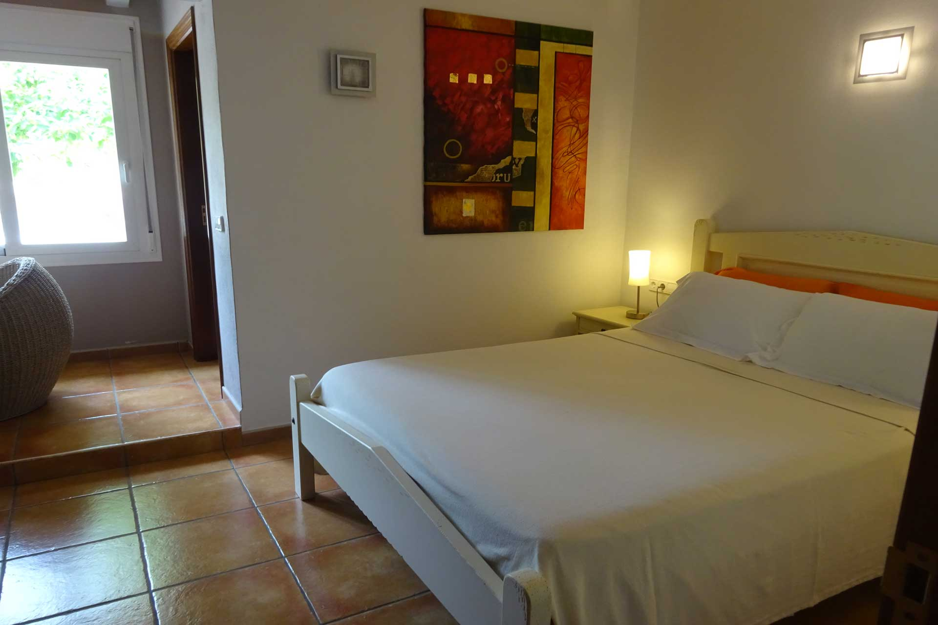 Finca Can C. Ibiza - Bedroom 2