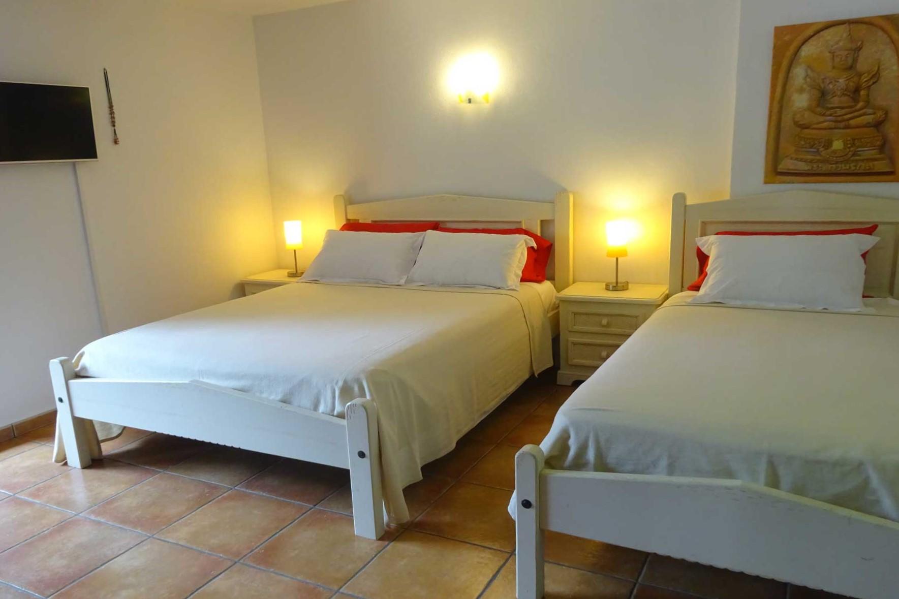 Finca Can C. Ibiza - Bedroom 3