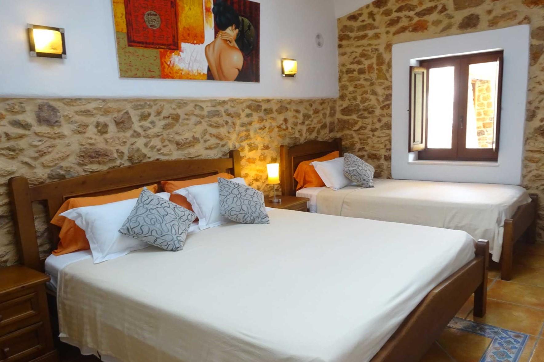 Finca Can C. Ibiza - Bedroom 6