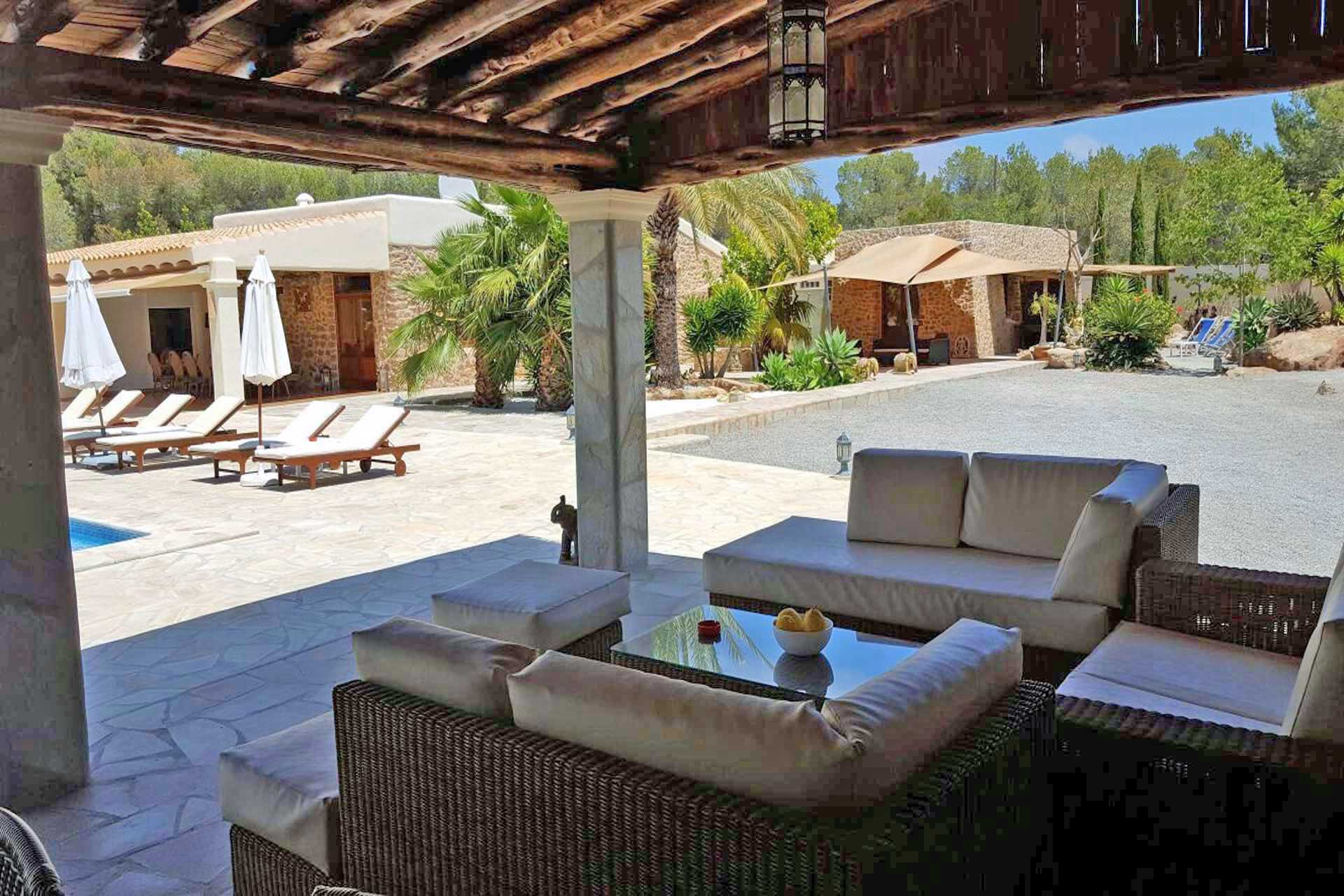 Finca Can C. - Chill out area