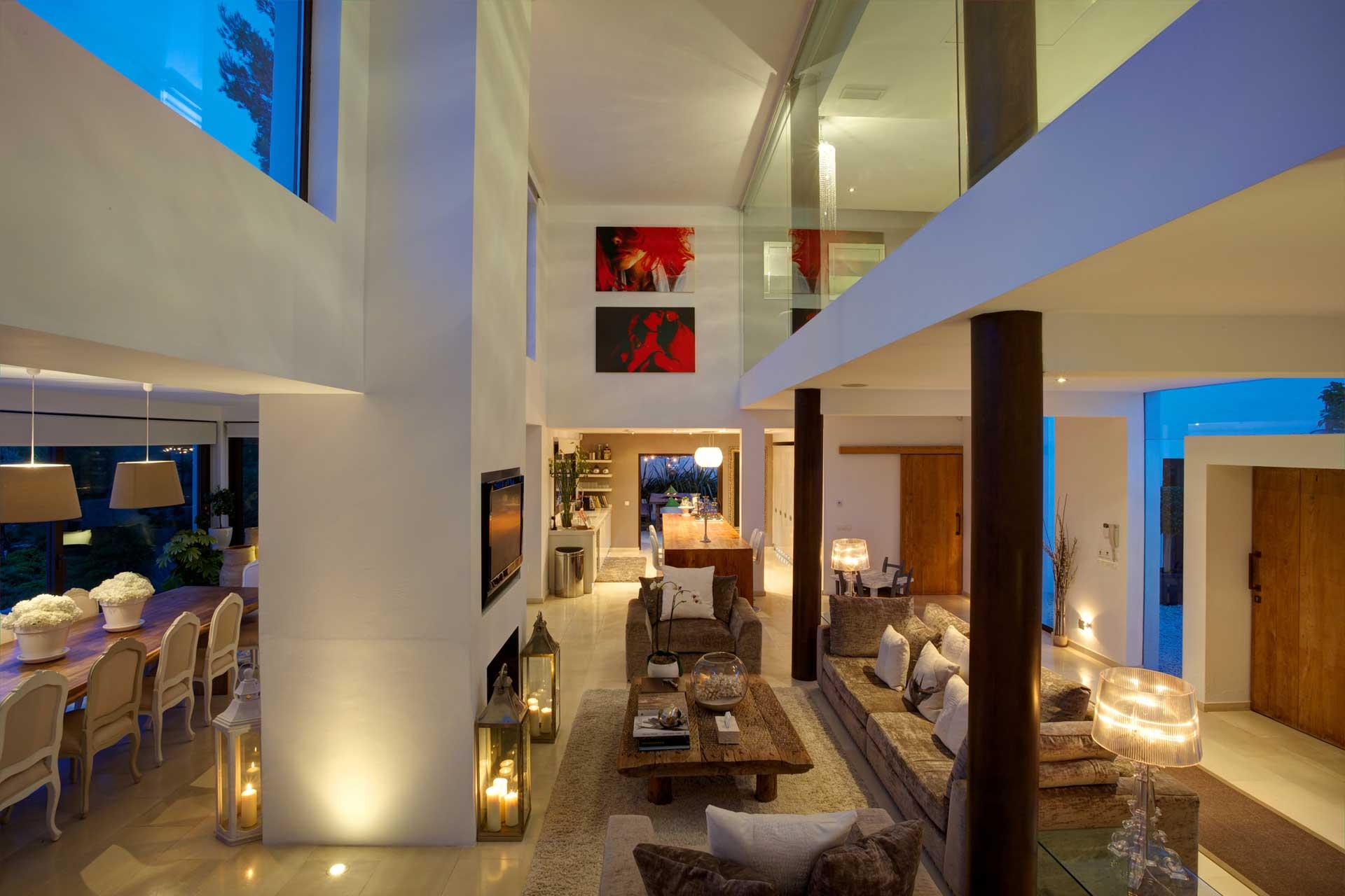 Villa Can Buu Ibiza - Wohnen
