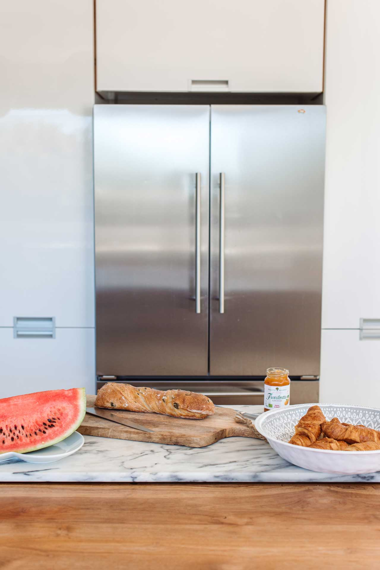 Villa Can Buu Ibiza - Open plan kitchen