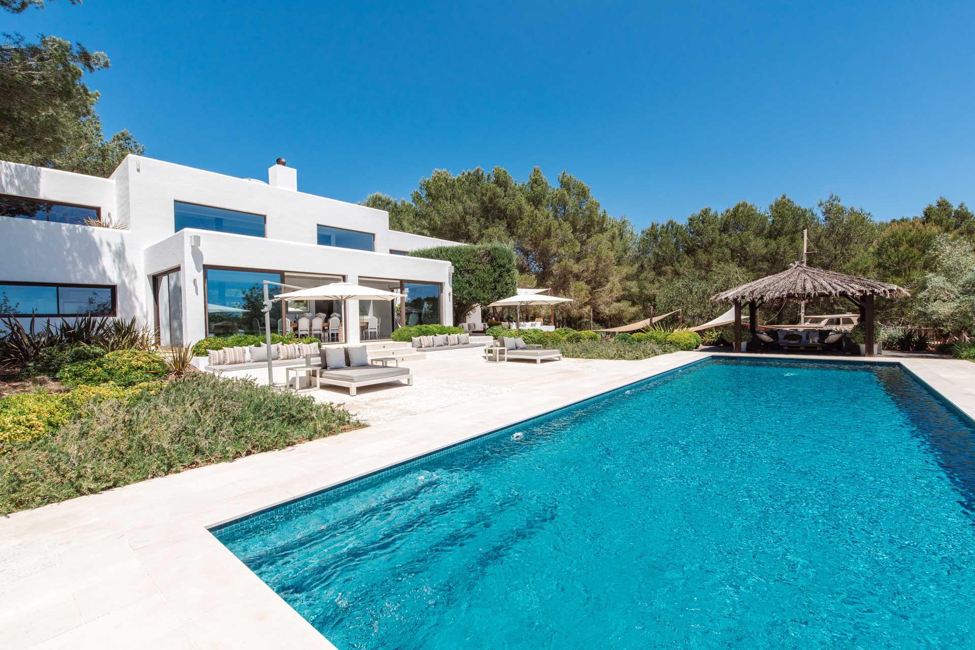 Villa Can Buu Ibiza - Swimmingpool