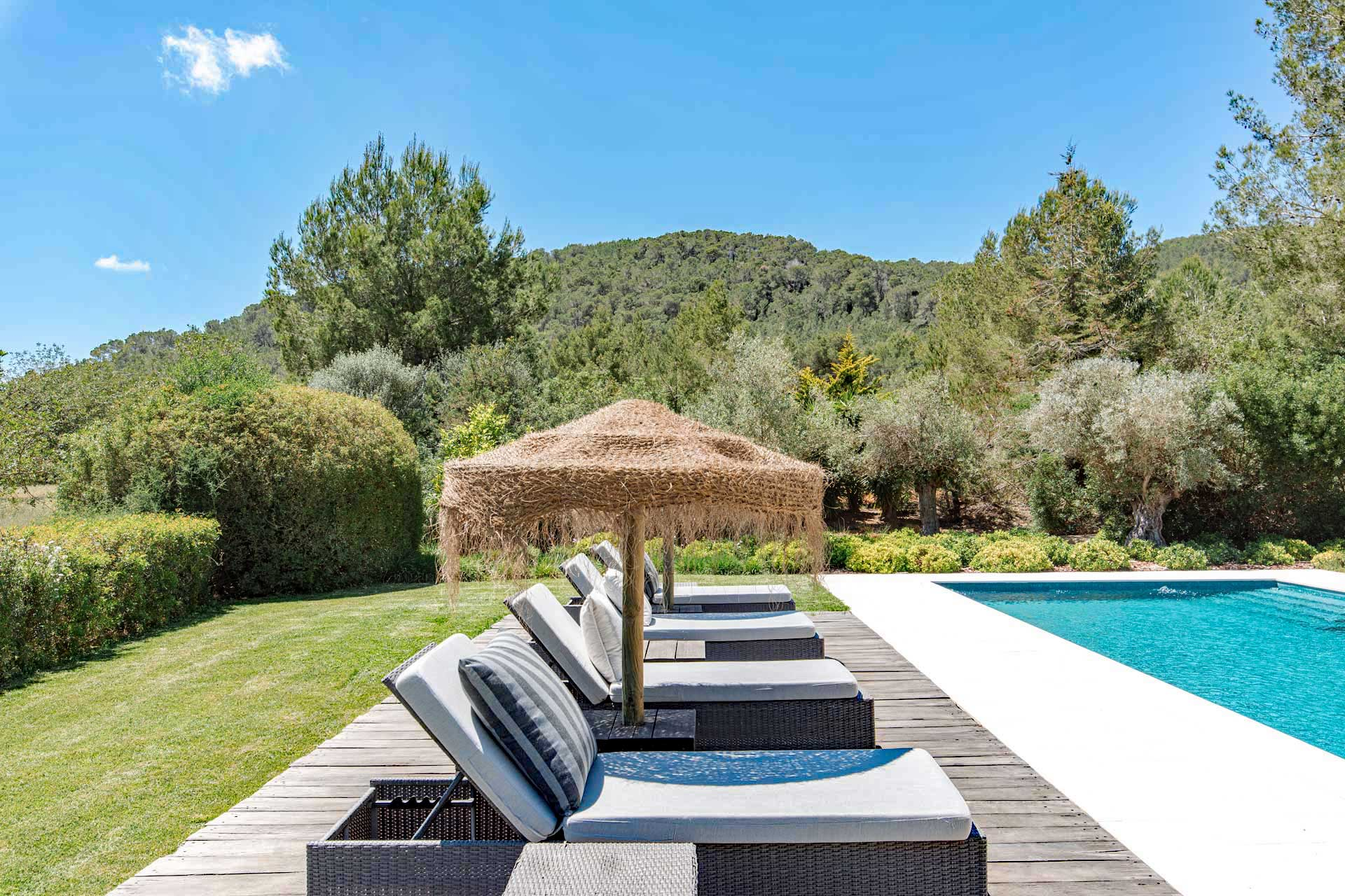 Villa Can Buu Ibiza - Swimming pool