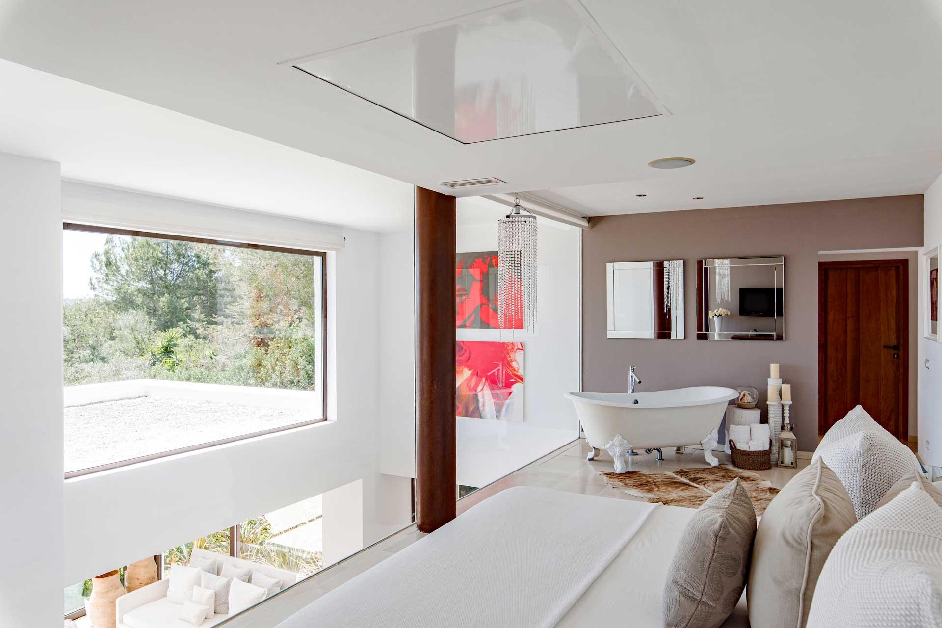Villa Can Buu Ibiza - Master Suite