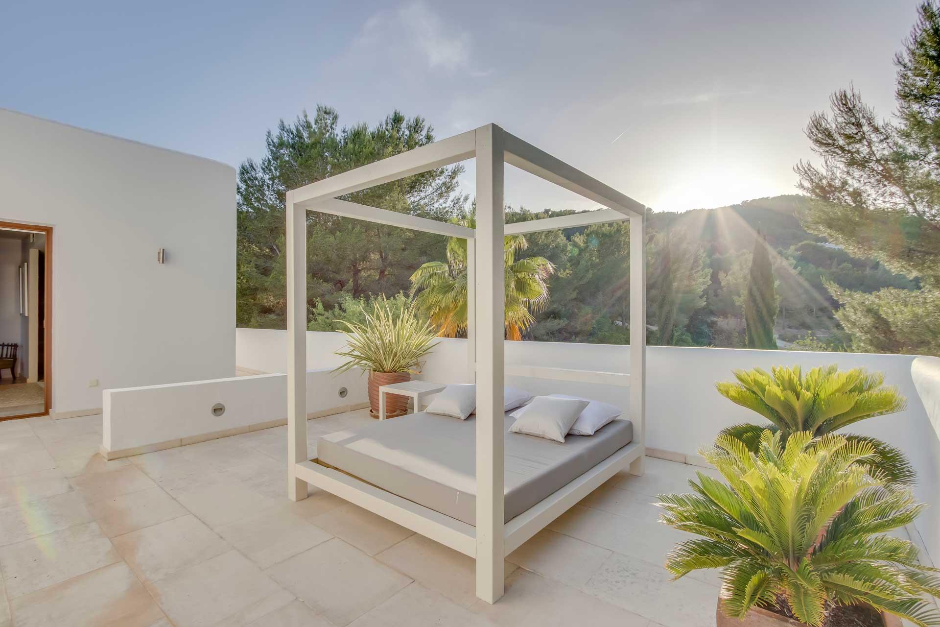Villa Can Buu Ibiza - Schlafzimmer Nr. 2