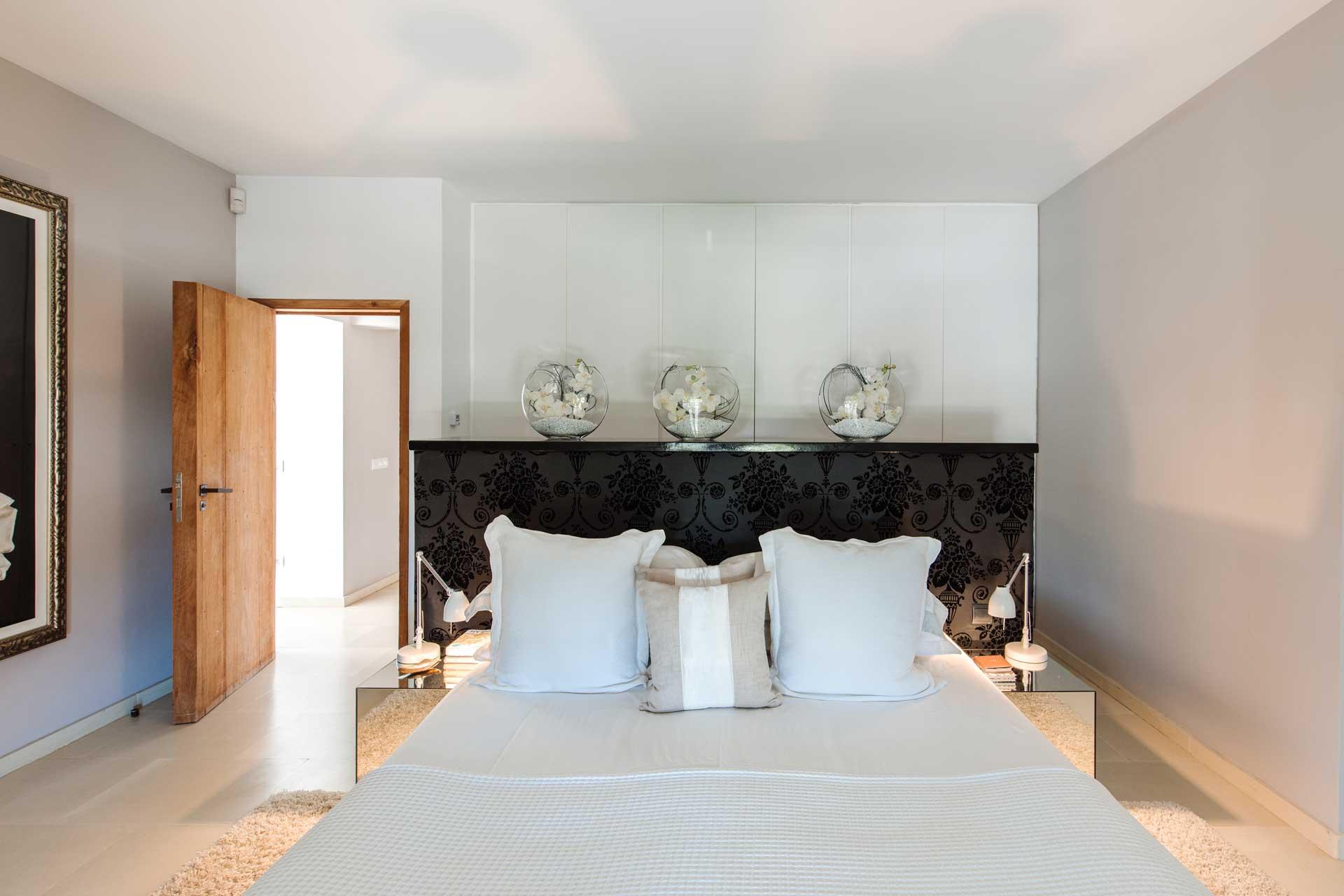 Villa Can Buu Ibiza - Schlafzimmer Nr. 3