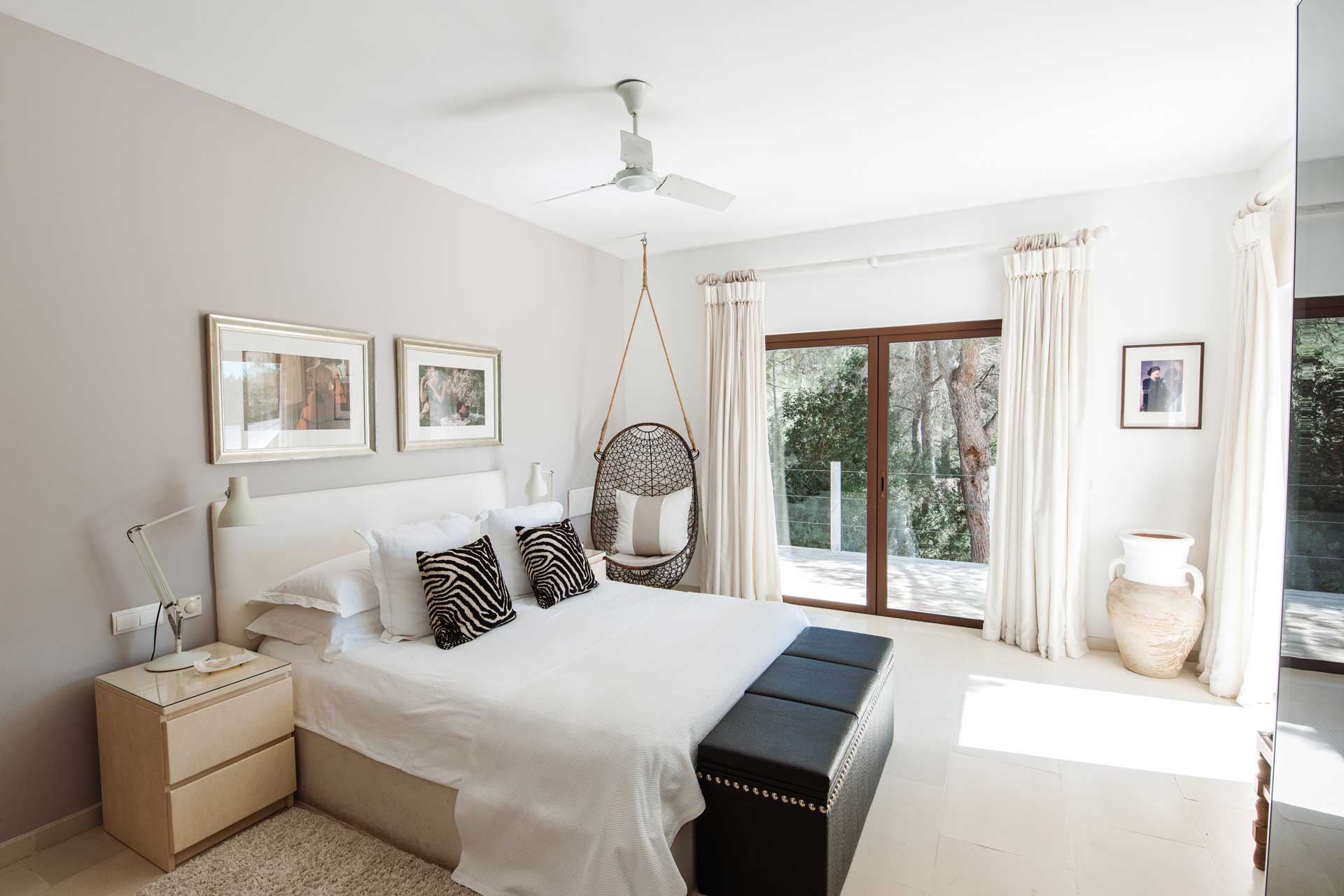 Villa Can Buu Ibiza - Schlafzimmer Nr. 4