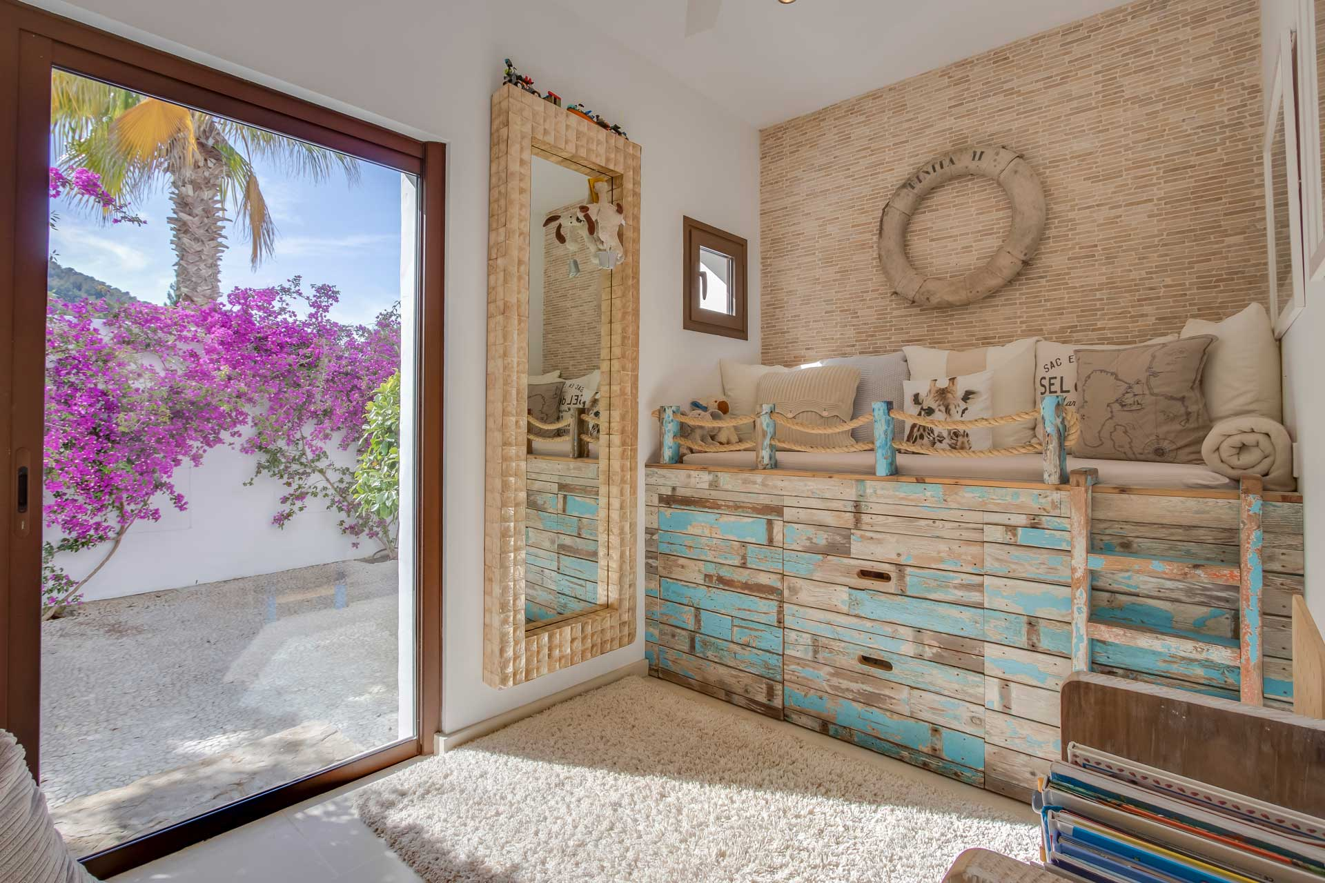 Villa Can Buu Ibiza - Spielzimmer