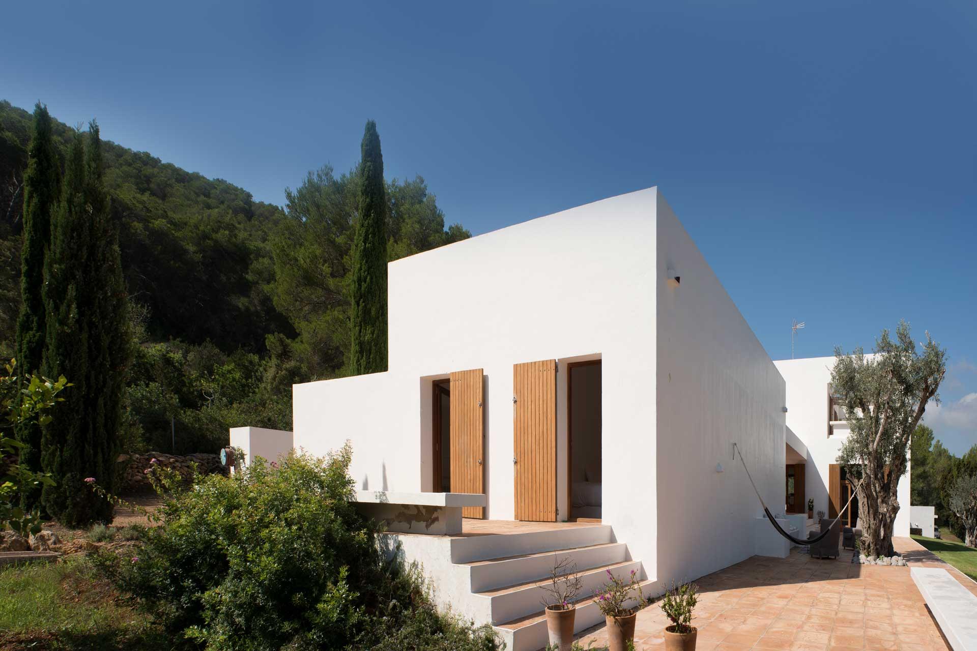 Villa Poeta - Outbuilding with terrace