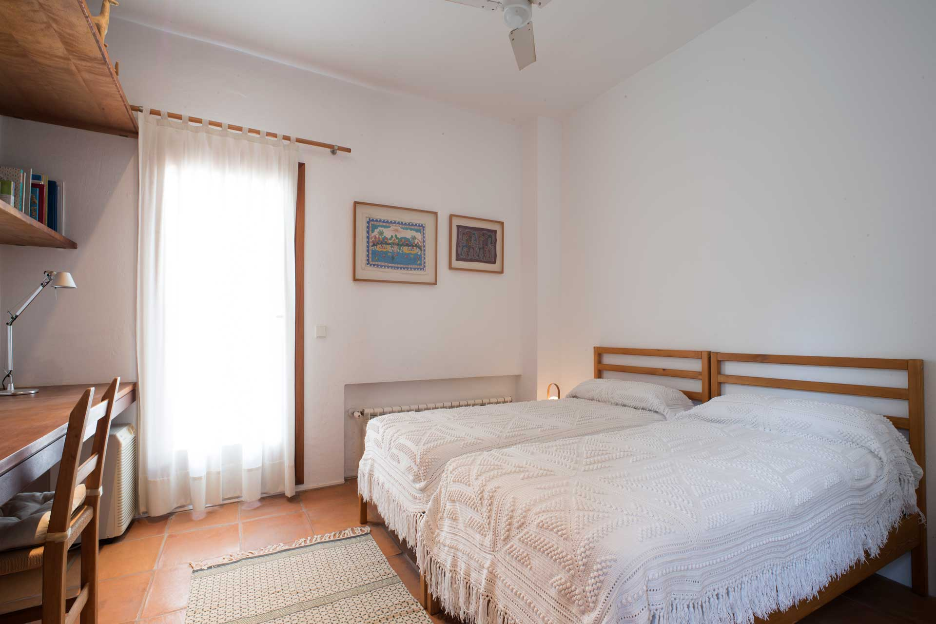 Villa Poeta - Bedroom 2 upper floor