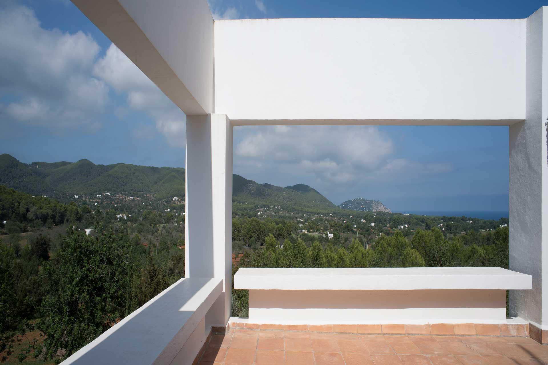 Villa Poeta - Terrace upper floor