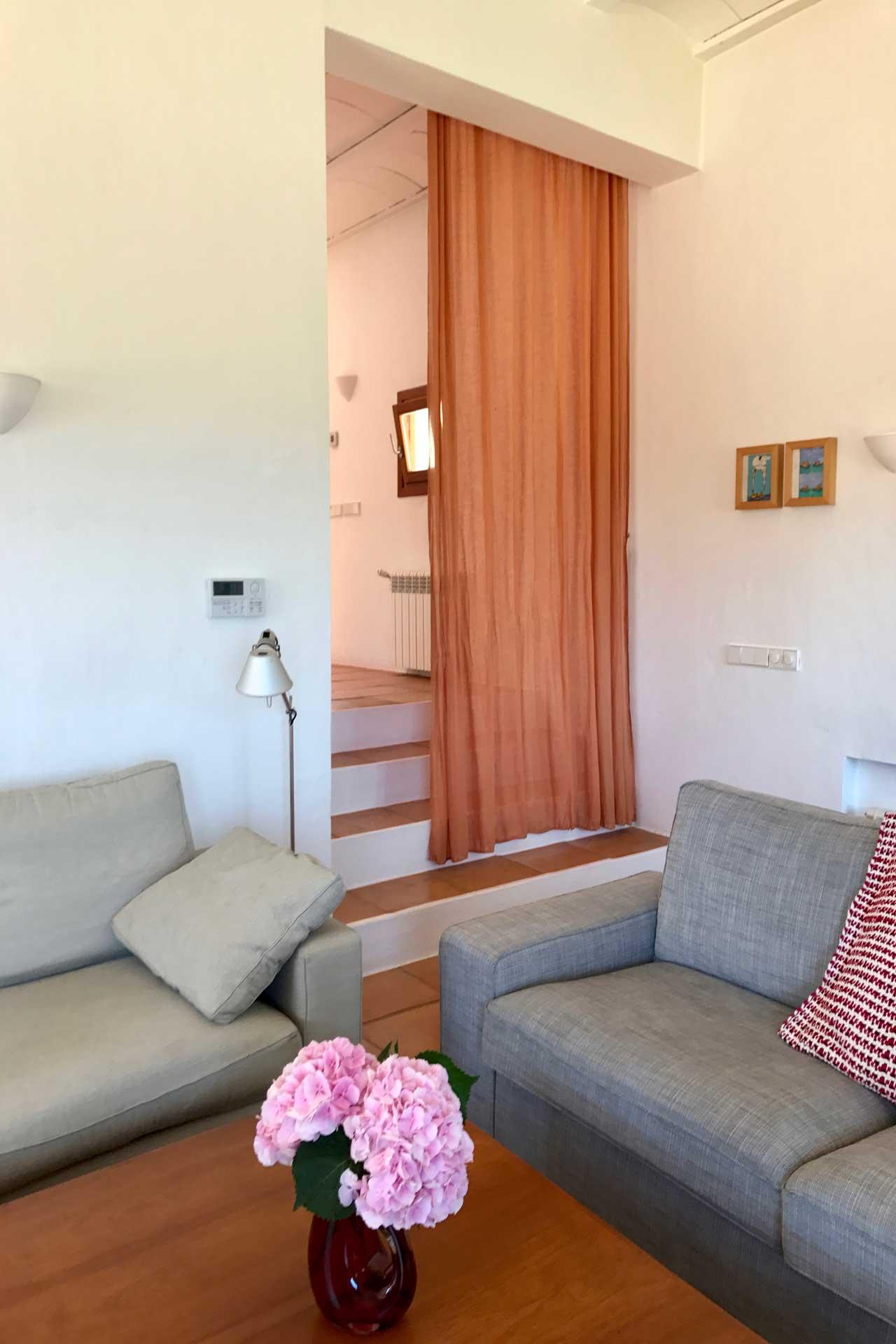 Villa Poeta - Living room