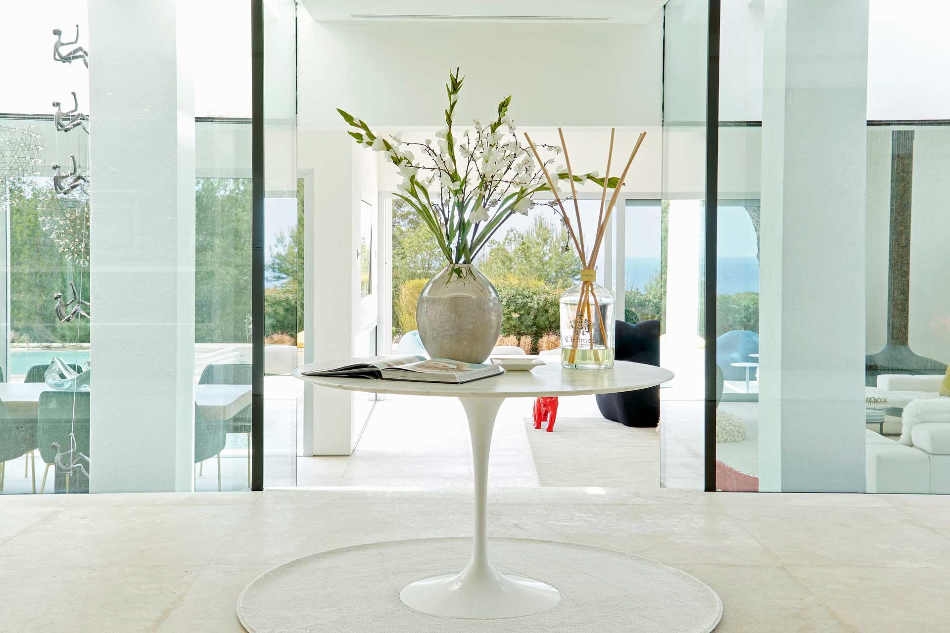 Villa CA Ibiza - Eingangsbereich